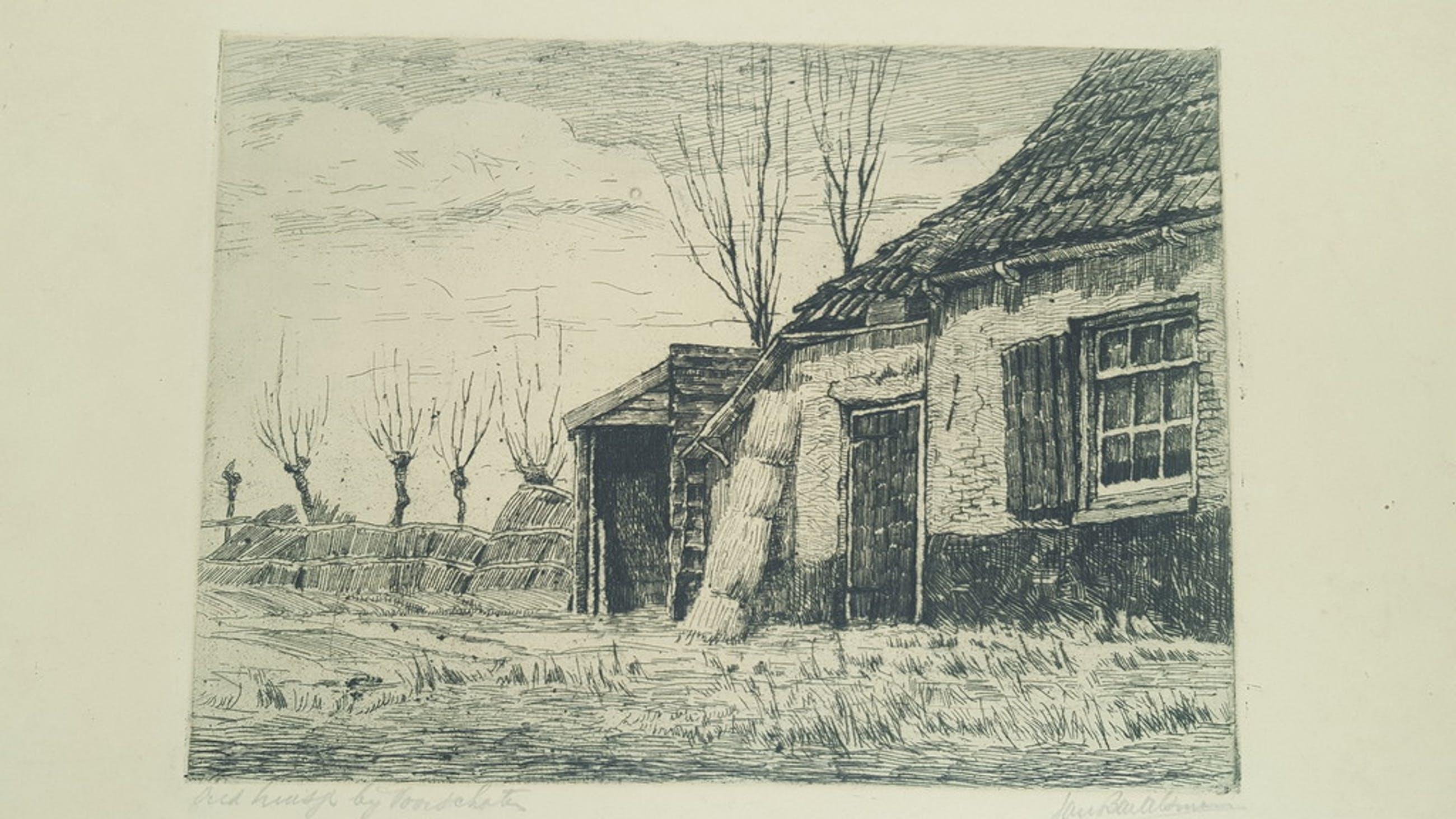 Jan Bartelsman (1889-1948) - 5 etsen, handgesigneerd en getiteld kopen? Bied vanaf 1!