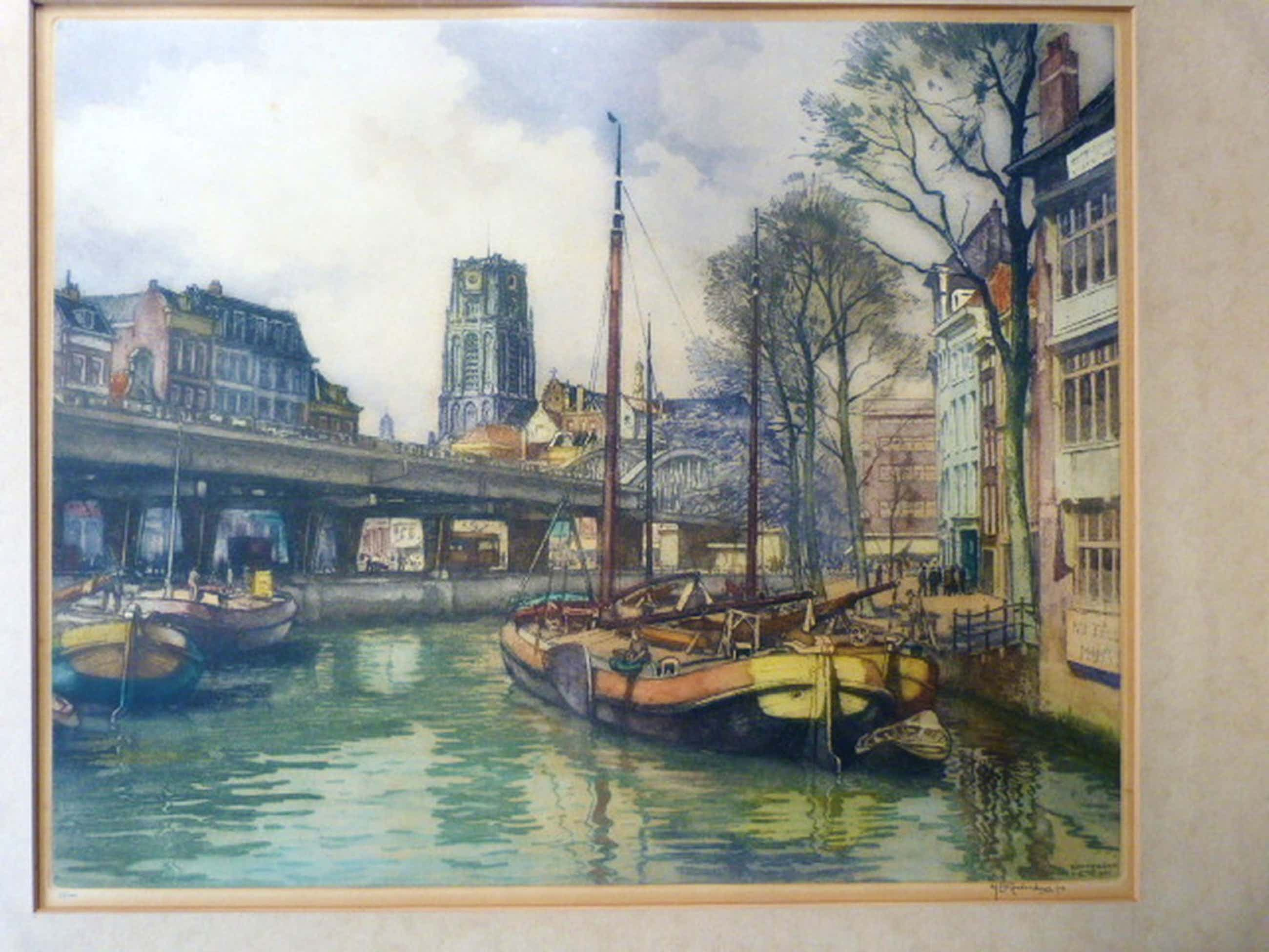 H.E. Roodenburg - Kolk te Rotterdam kopen? Bied vanaf 43!
