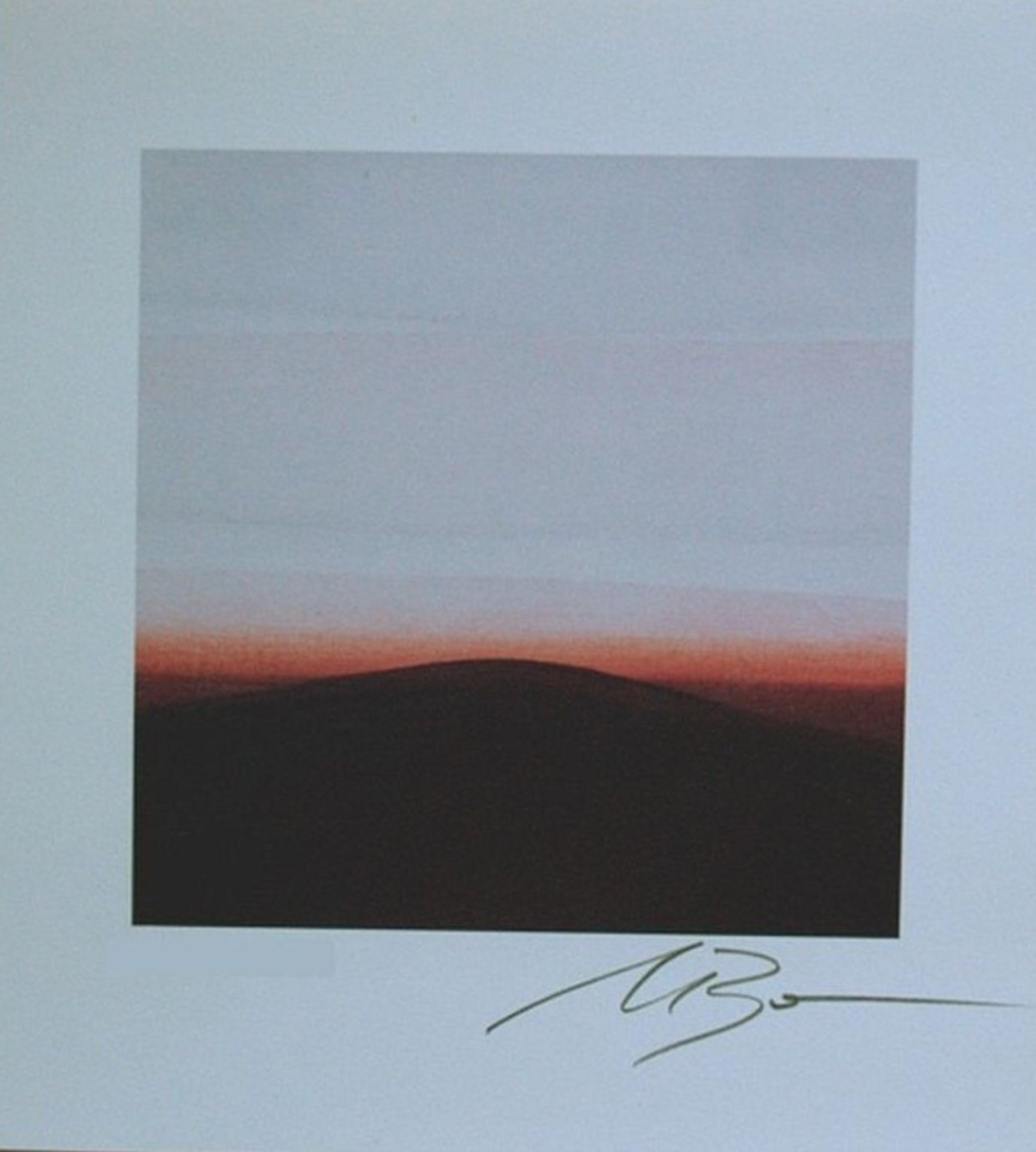 Manfred Bockelmann: Lithografie, Avond kopen? Bied vanaf 10!