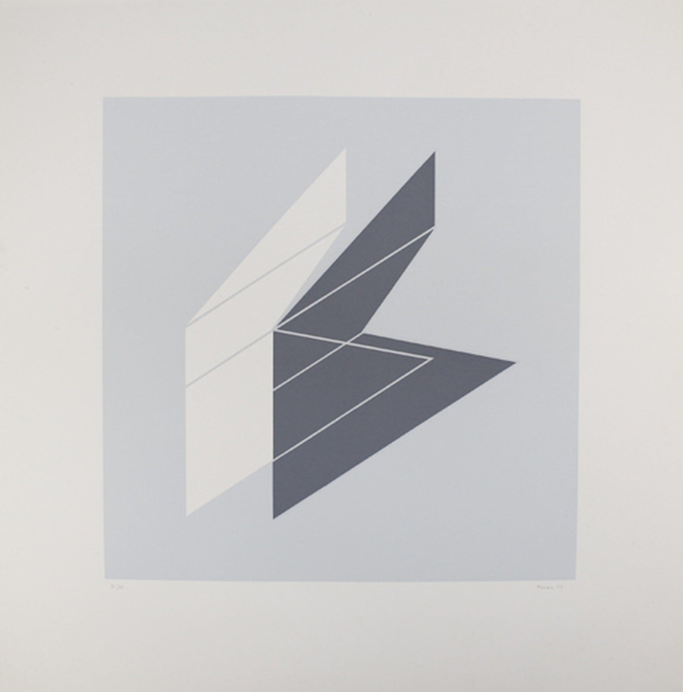 Marcel Floris - Komposition 1973 - handgesigneerd kopen? Bied vanaf 1!