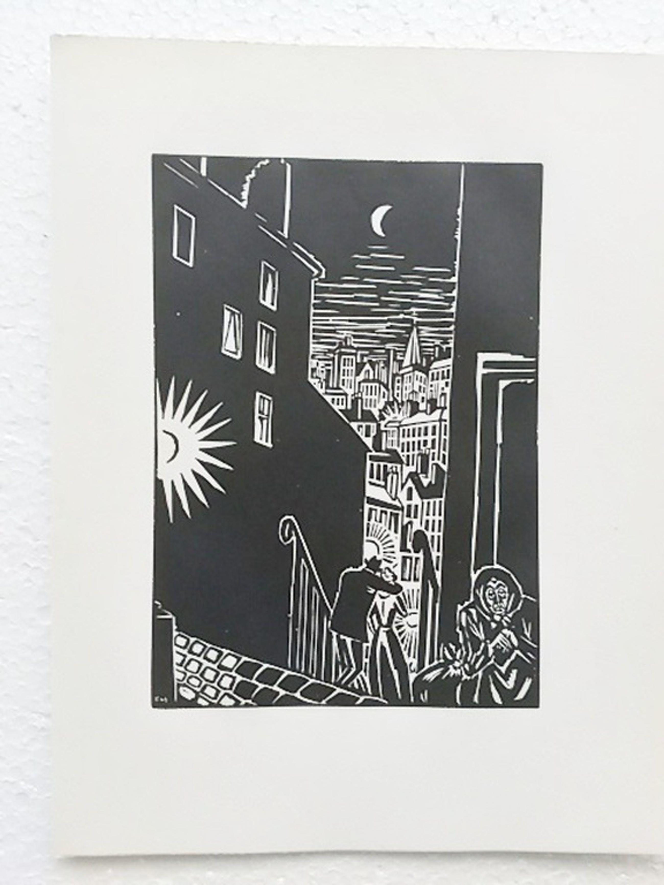 Frans Masereel, uit La Ville (1928) kopen? Bied vanaf 45!