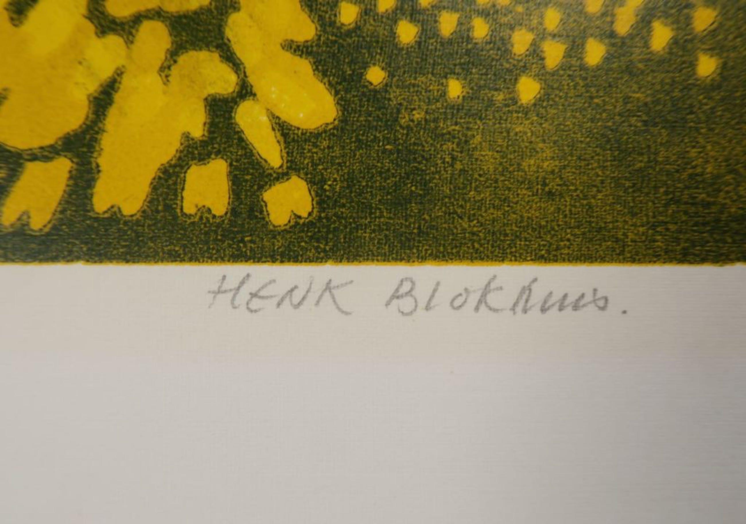 Henk Blokhuis: Lino, Zonder titel kopen? Bied vanaf 1!