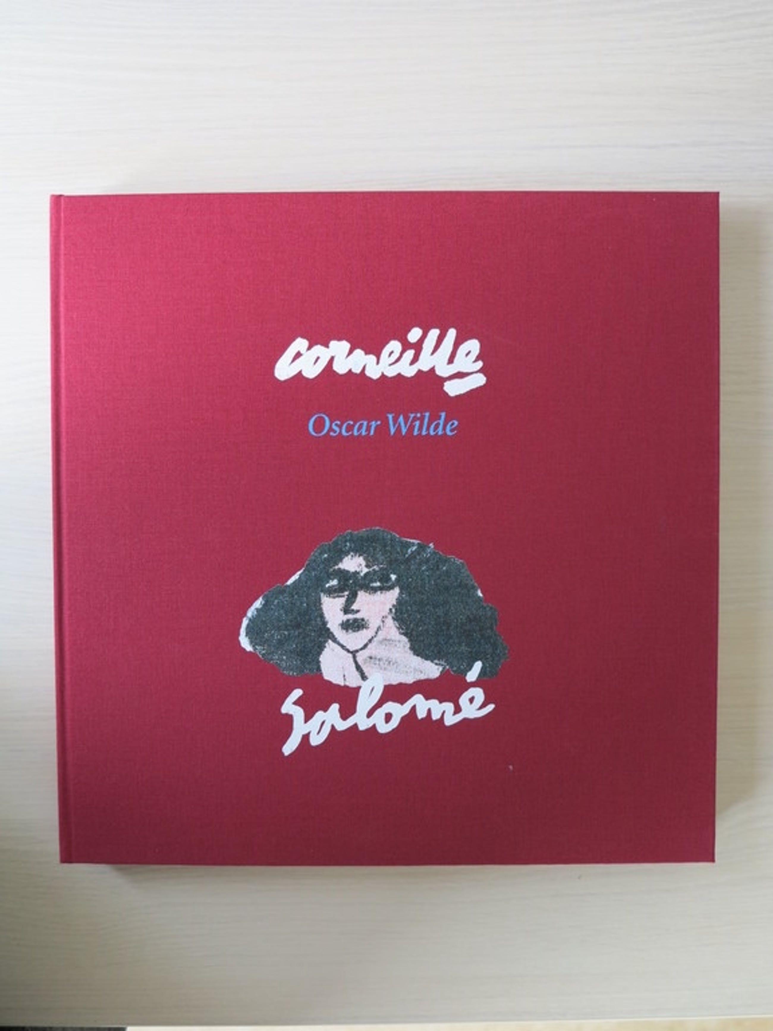 Corneille - Oscar Wilde - Gesigneerd compleet boek - 13 zeefdrukken - 2 gesign. kopen? Bied vanaf 700!