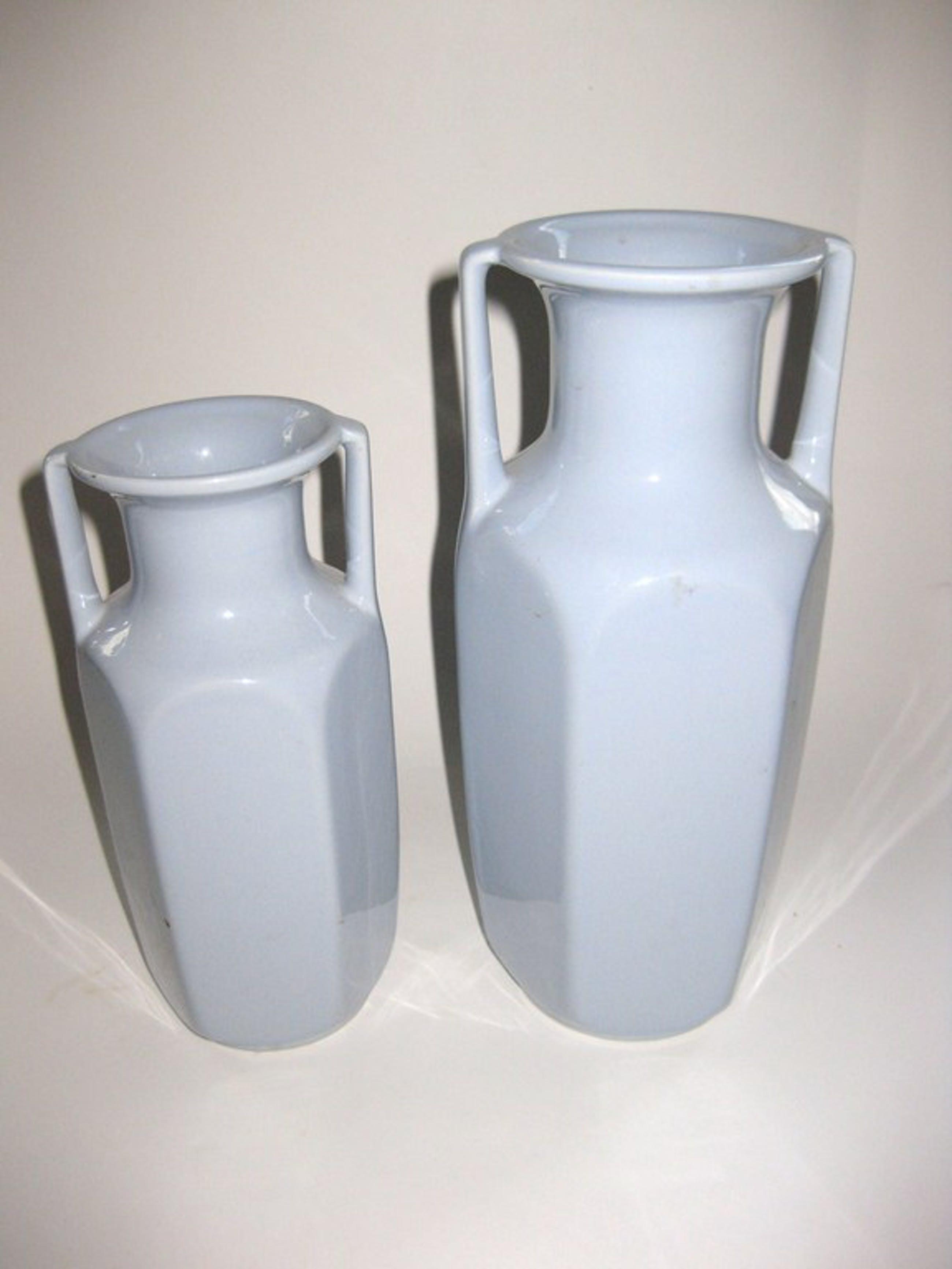 Kingston Pottery England - Twee keramische vazen kopen? Bied vanaf 1!