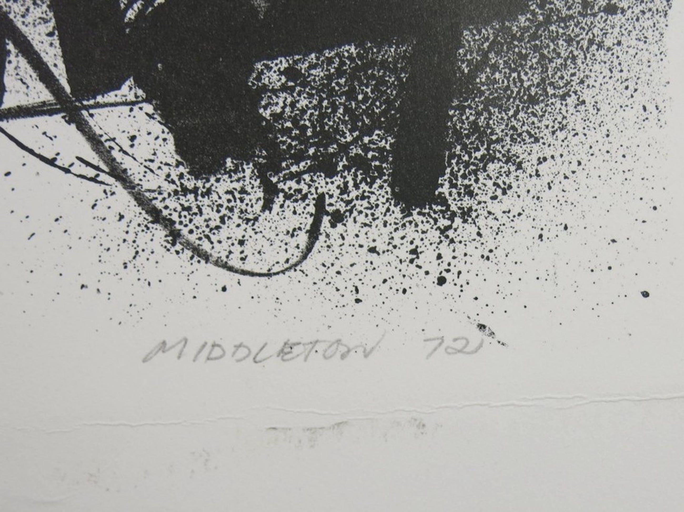 Sam Middleton: Litho, Z.T. kopen? Bied vanaf 1!