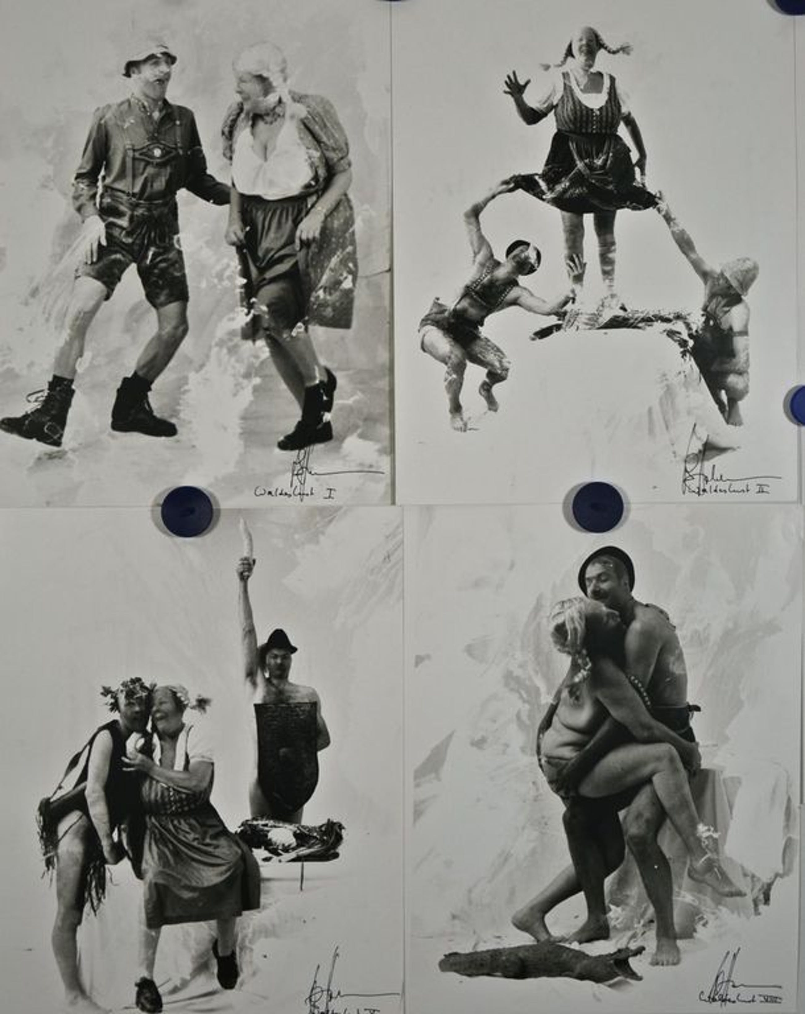Sebastiaan Holzhuber: 10 Fotografische prints. Waldeslust kopen? Bied vanaf 100!