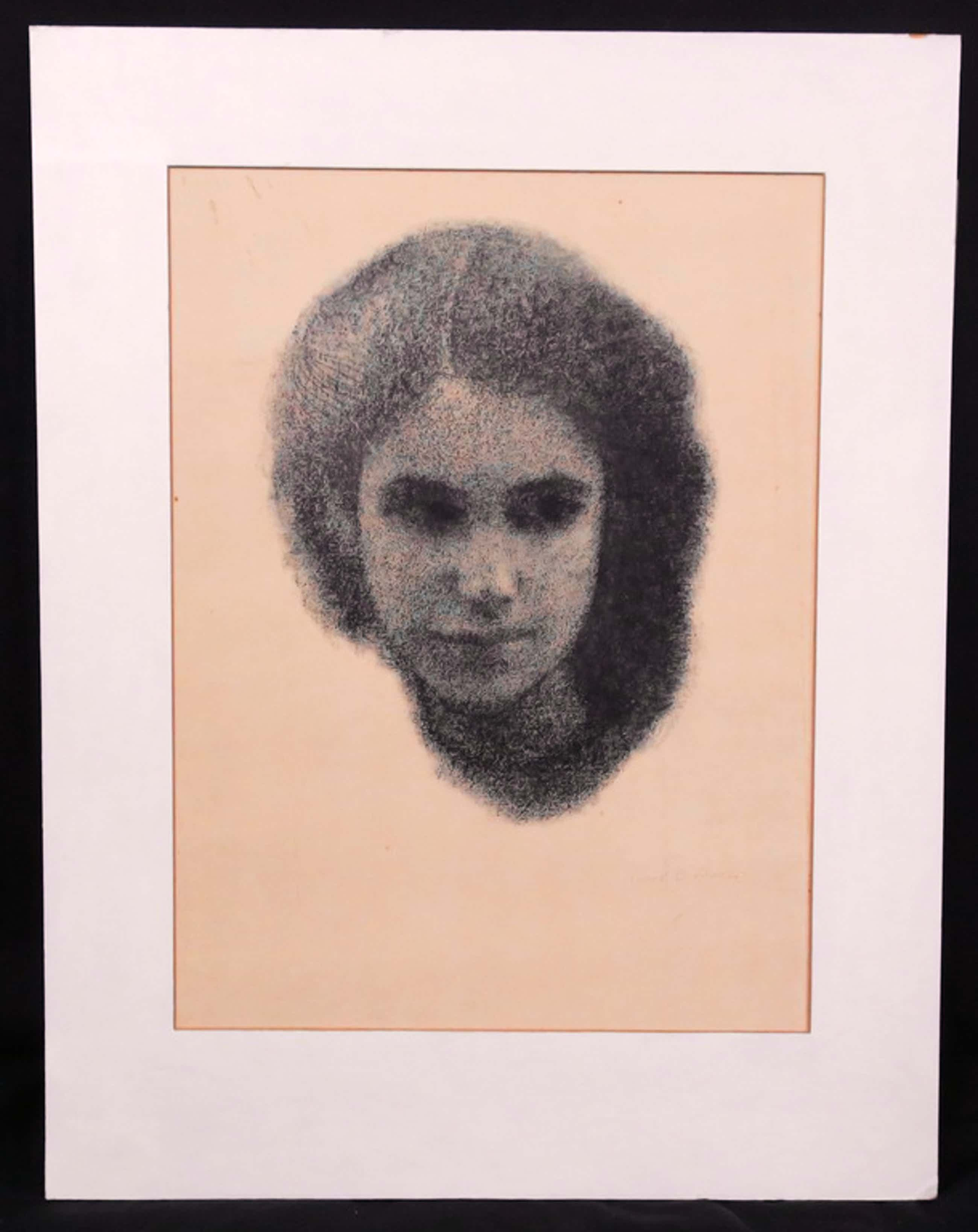 Paul Citroen: Litho, Portret van jonge vrouw kopen? Bied vanaf 60!