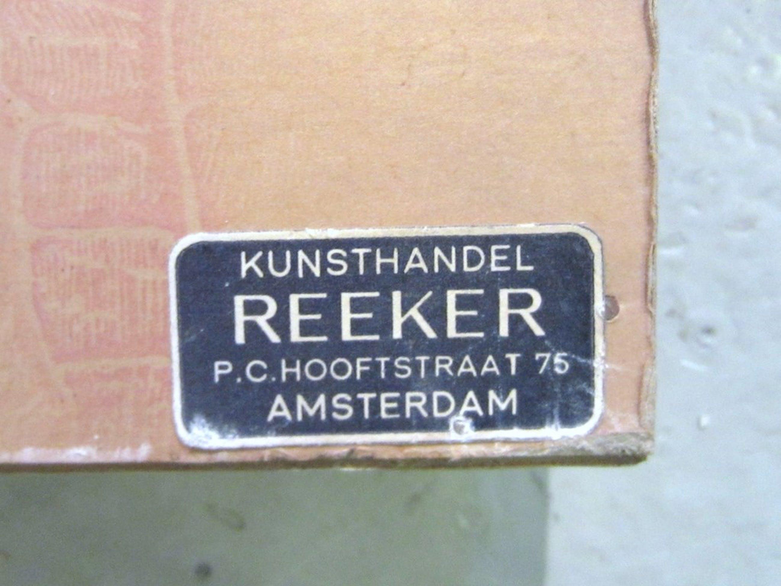 Hollands duinlandschap - paneel - groot - Kunsthandel Reeker kopen? Bied vanaf 1!