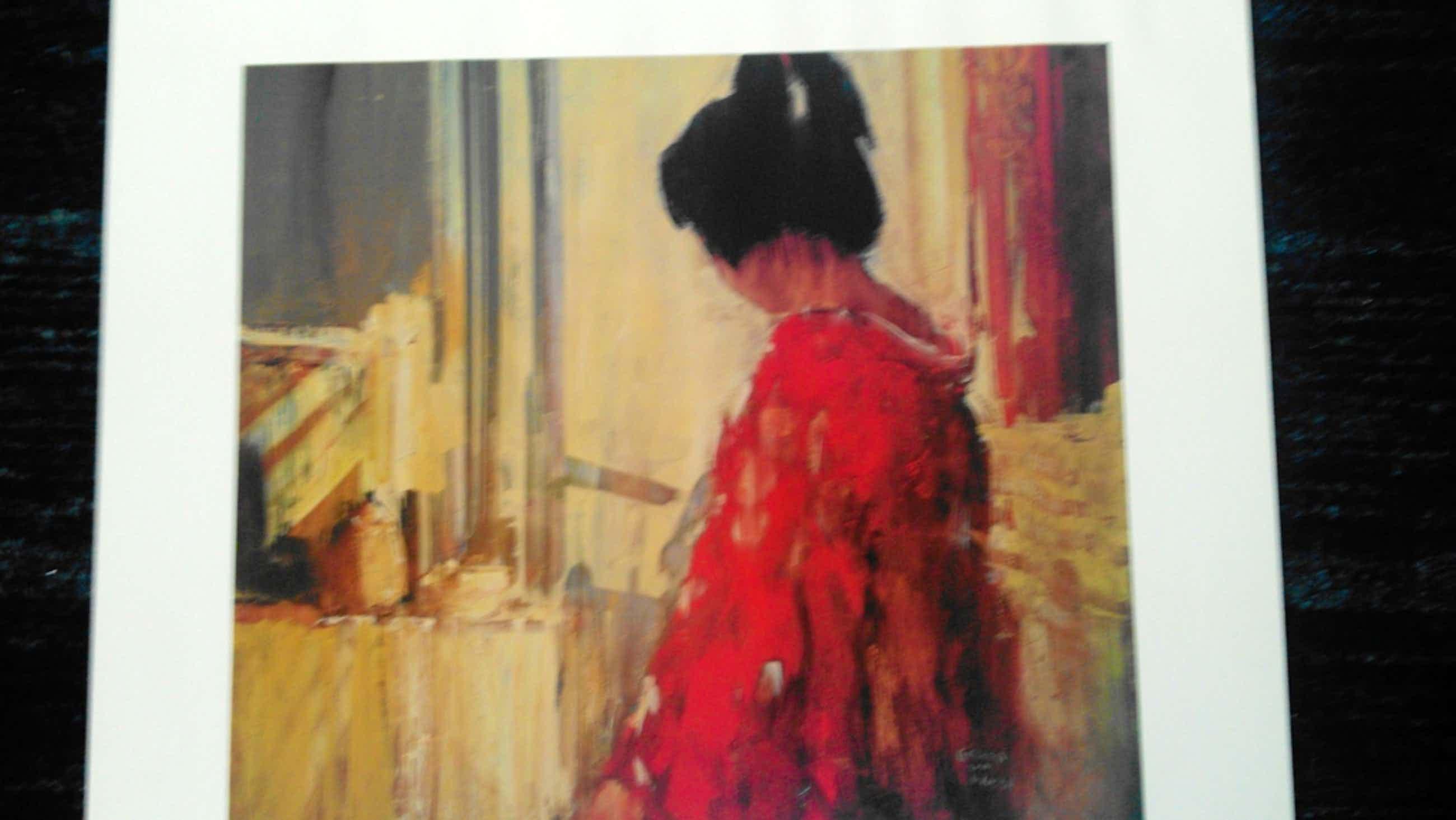 Gerard van der Weerd: Geisha kopen? Bied vanaf 46!