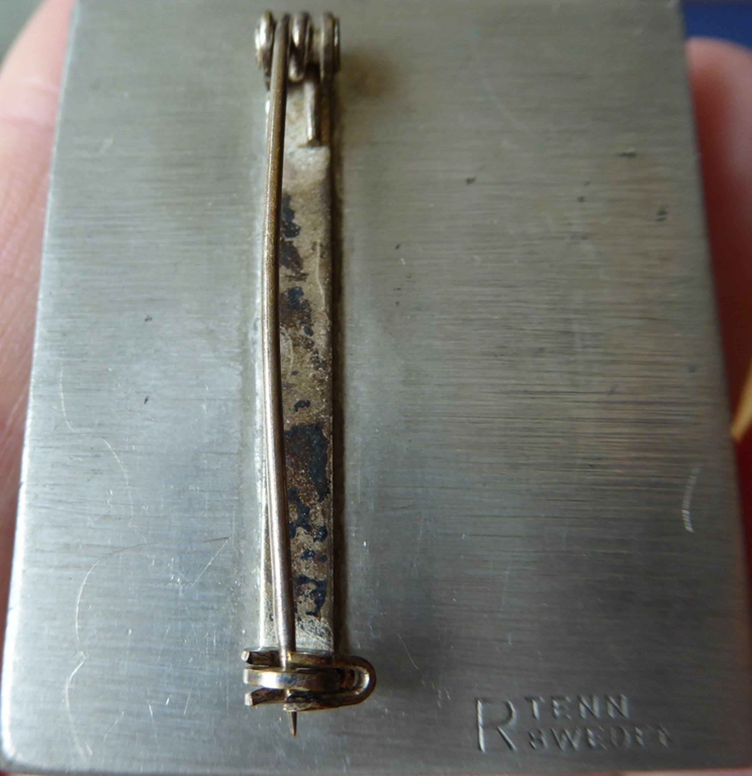vintage Zweede broche kopen? Bied vanaf 15!