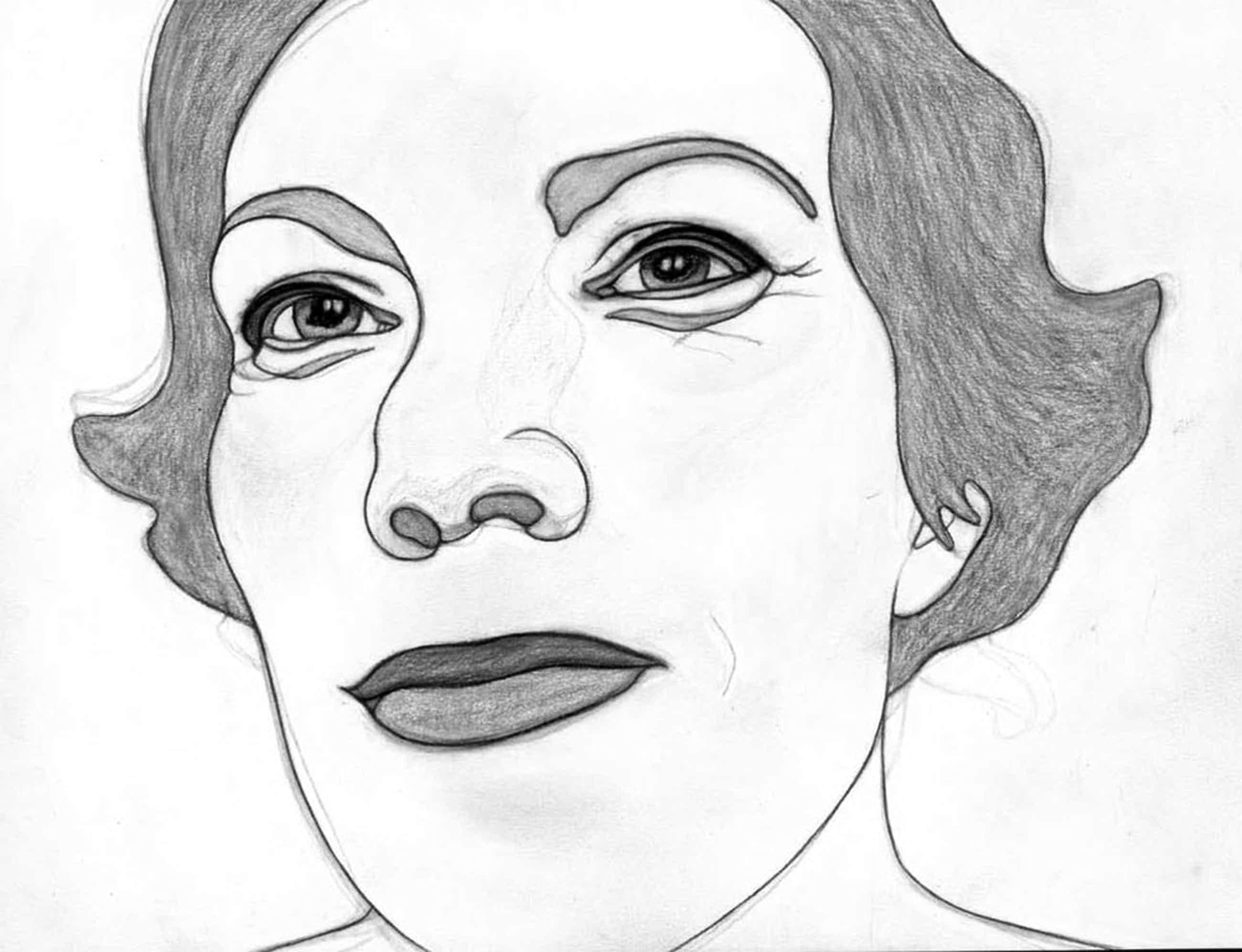 Rosemin Hendriks, zeefdruk, zelfportret kopen? Bied vanaf 100!