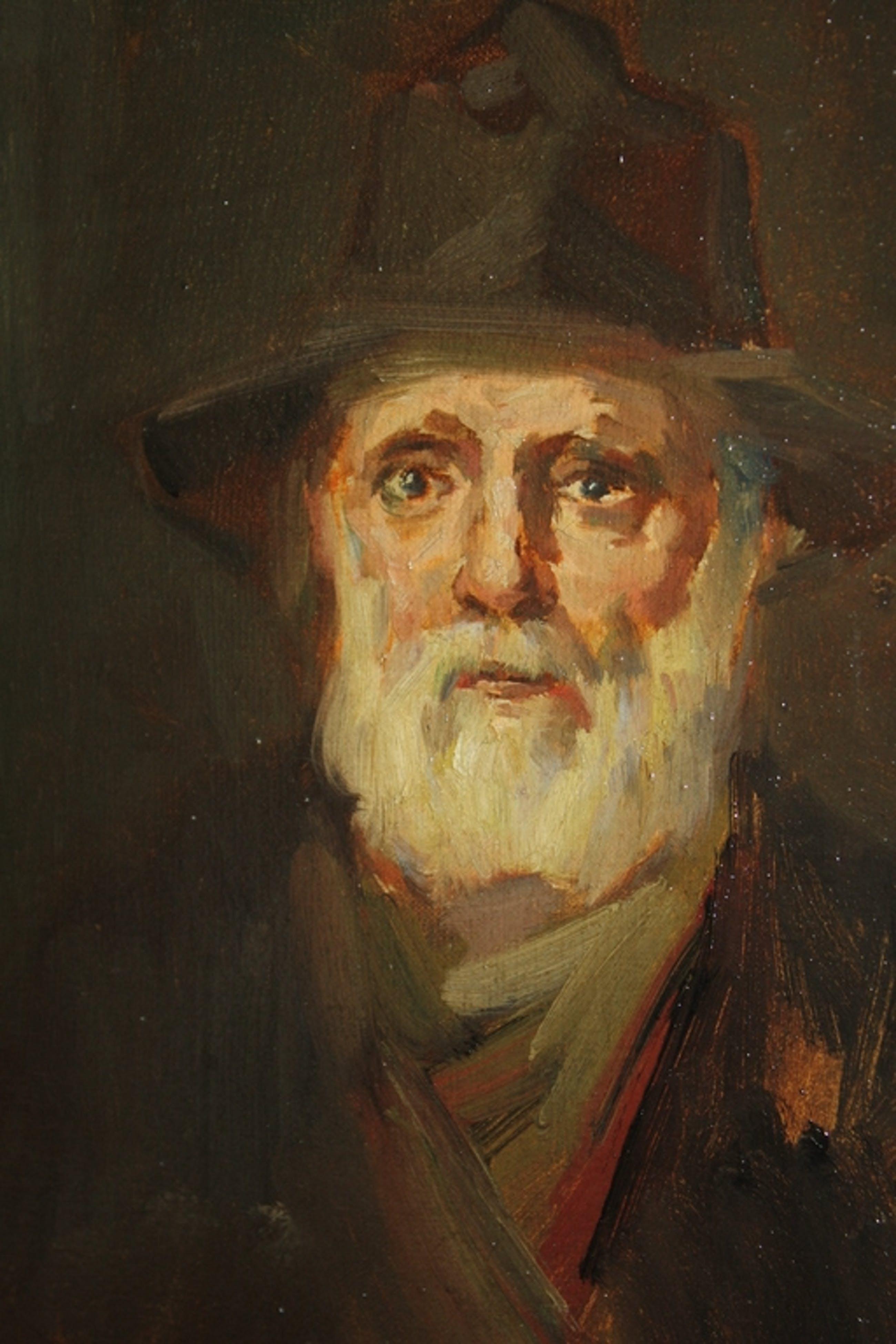 Hendrik van Leeuwen van oudewater - portret boer kopen? Bied vanaf 60!