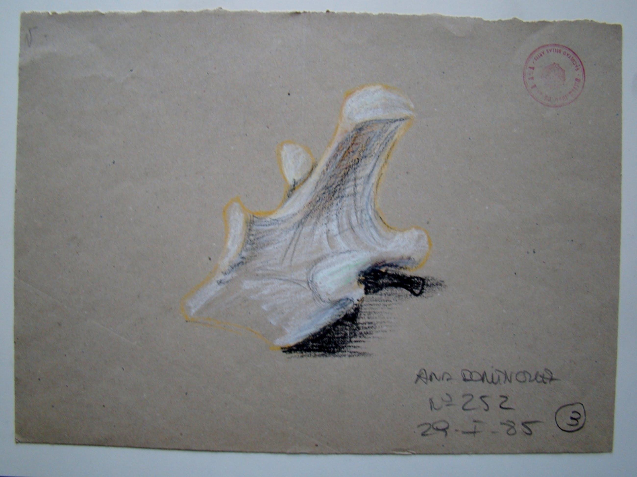 Serie werken met Spaans kunstacademie stempel - 6x 1985 kopen? Bied vanaf 1!