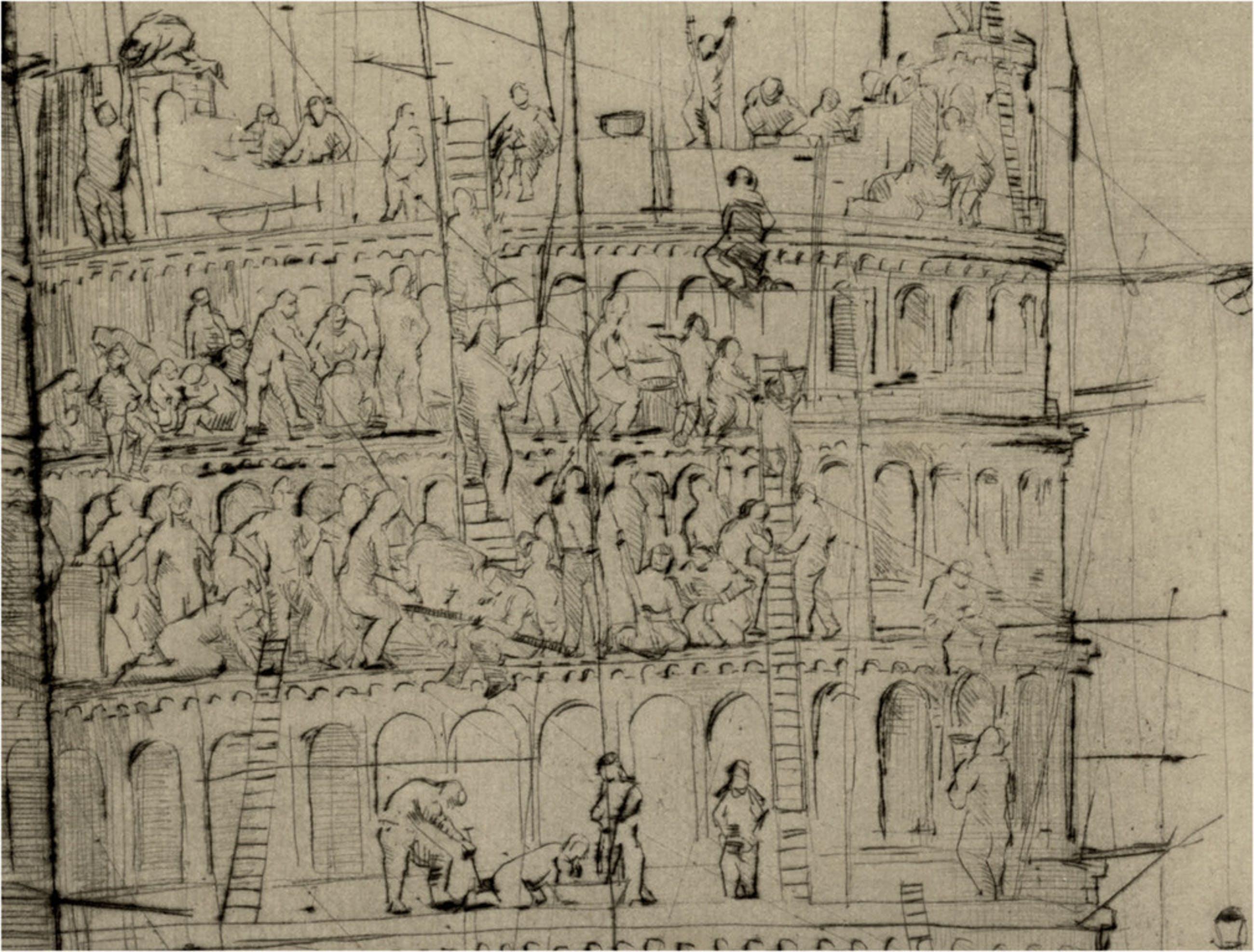 Hans Pieko - De Toren van Babel 1969 - drogenaald kopen? Bied vanaf 30!
