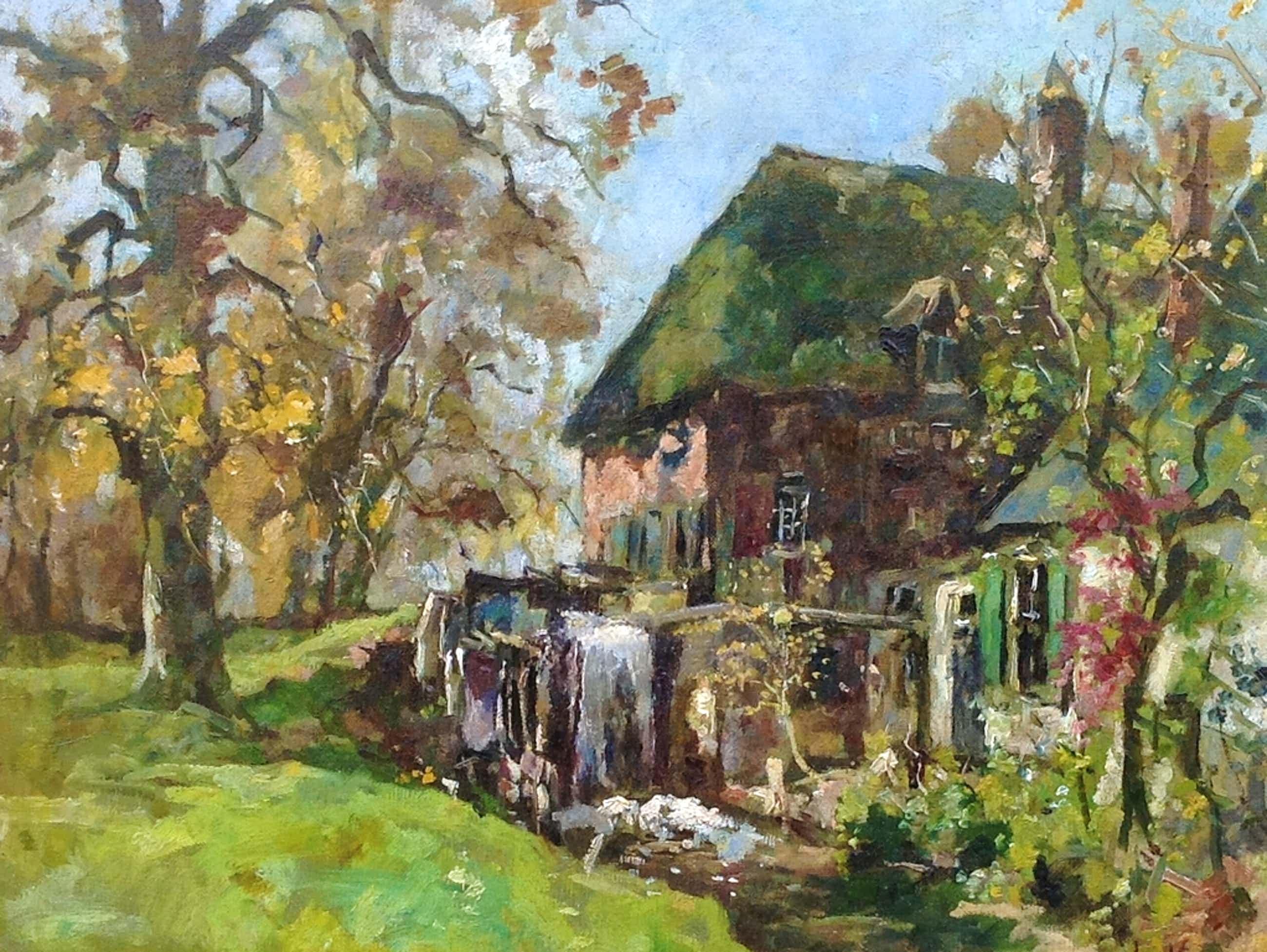 Jan van Vuuren, Huisje met sluis kopen? Bied vanaf 950!