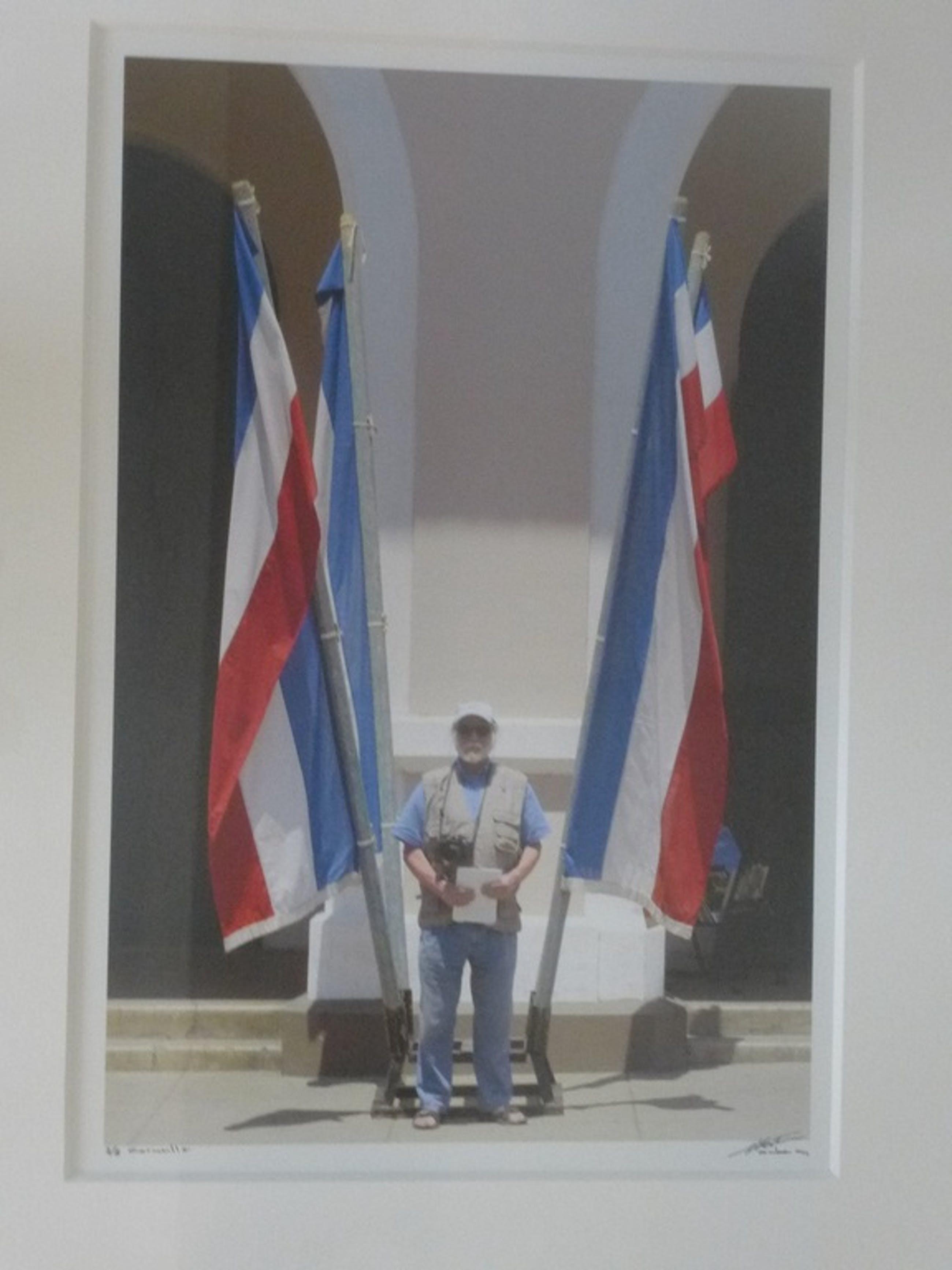 Nico Koster, Foto: Corneille in Cuba, 2004, handgesigneerd kopen? Bied vanaf 125!