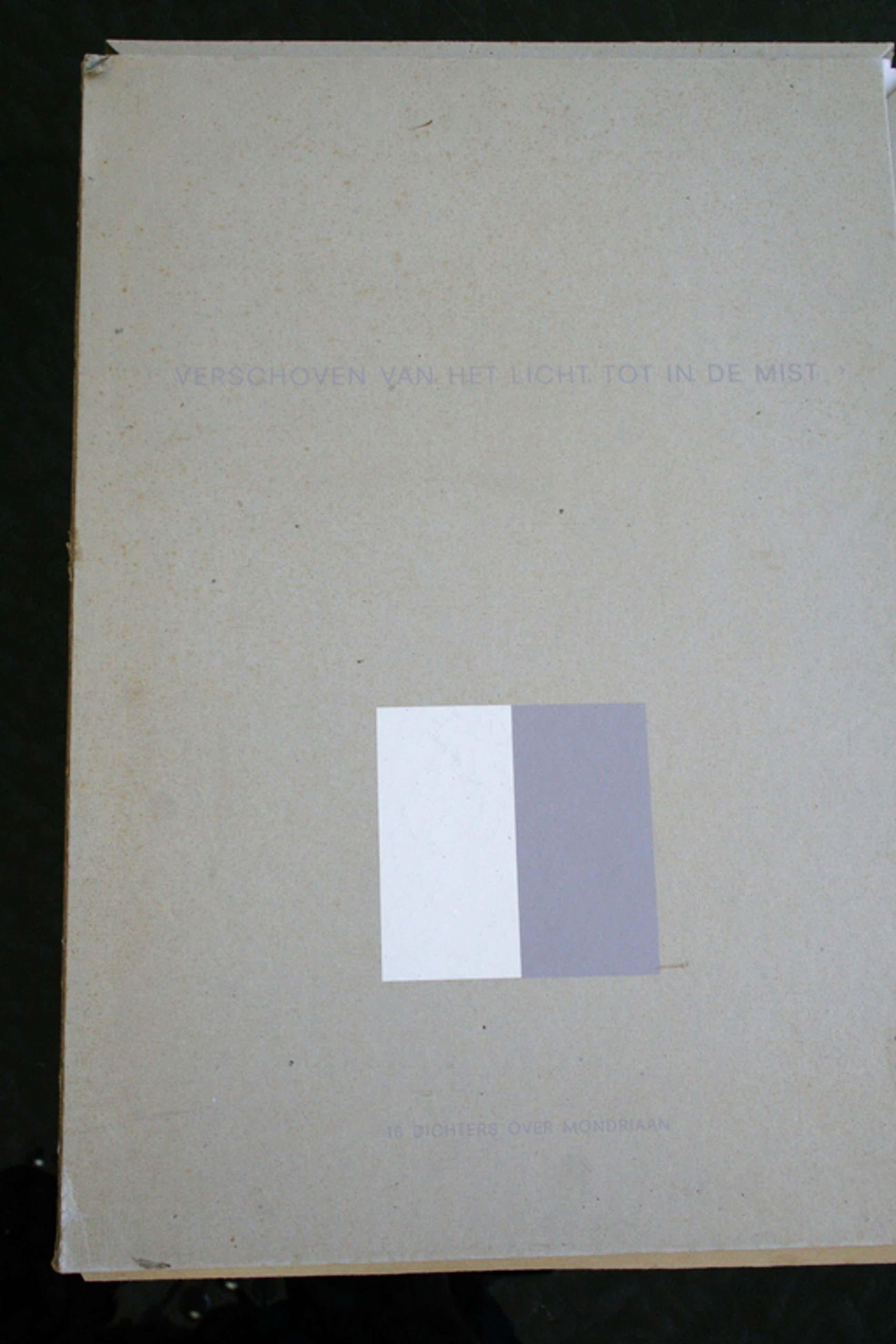 ,Portfolio,Verschoven van het licht tot in de mist,16 dichters over Mondriaan kopen? Bied vanaf 40!
