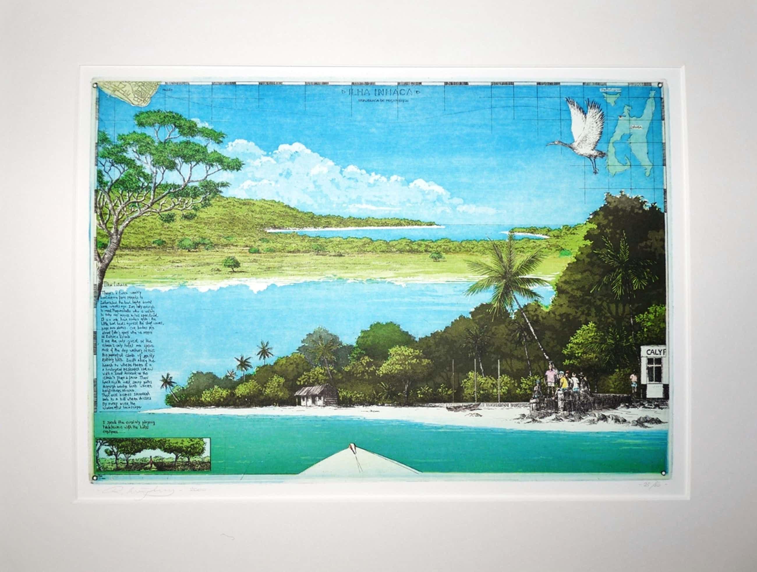 Rolf Weijburg, Kleurets, Ilha Inhaca, Rep. de Mozambique kopen? Bied vanaf 110!
