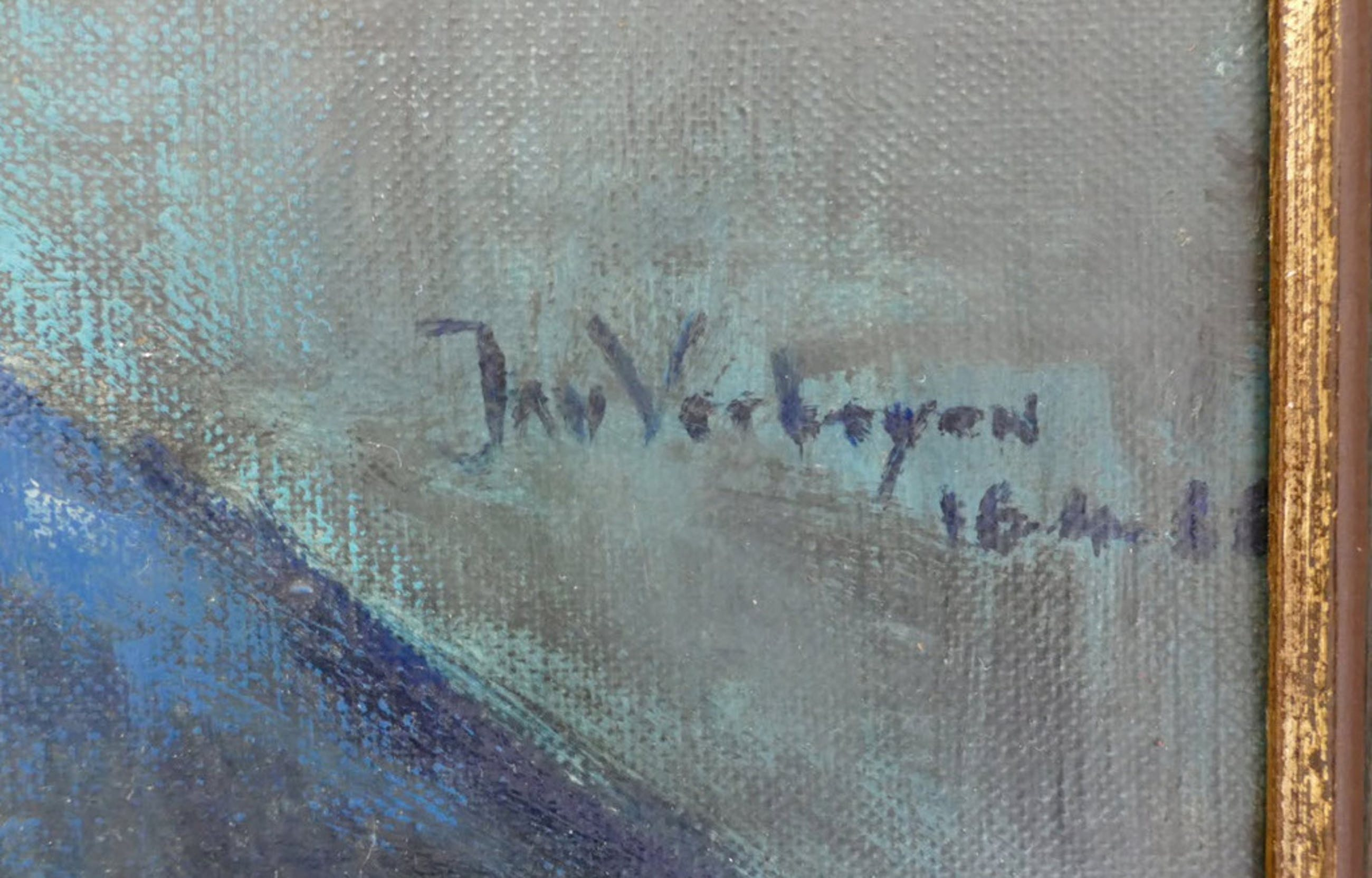 Jan Verheijen - Olieverf op doek - Portret Martin Luther King kopen? Bied vanaf 20!