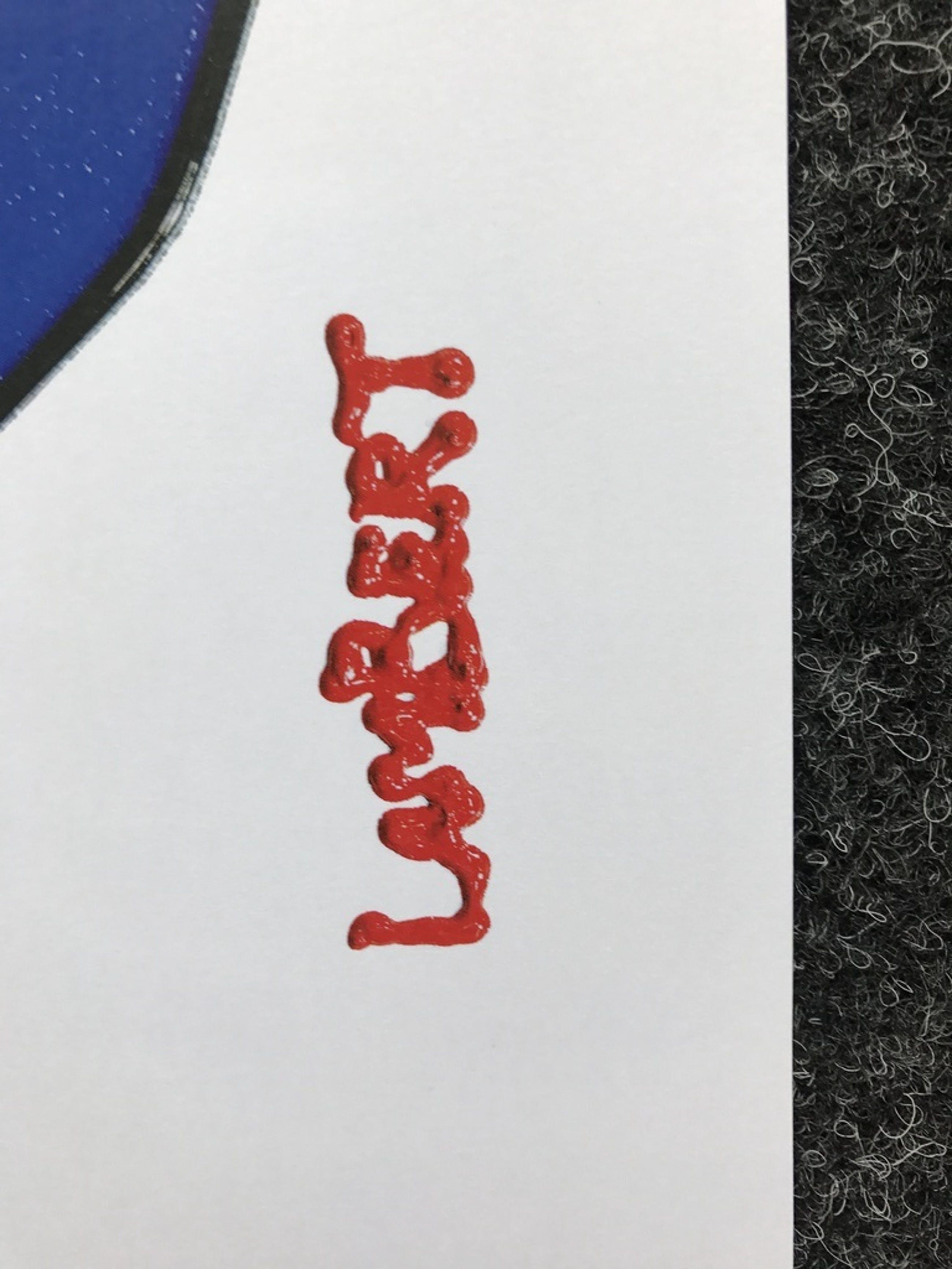 LamBert  digitale zeefdruk Titel: SUCSEX kopen? Bied vanaf 1!