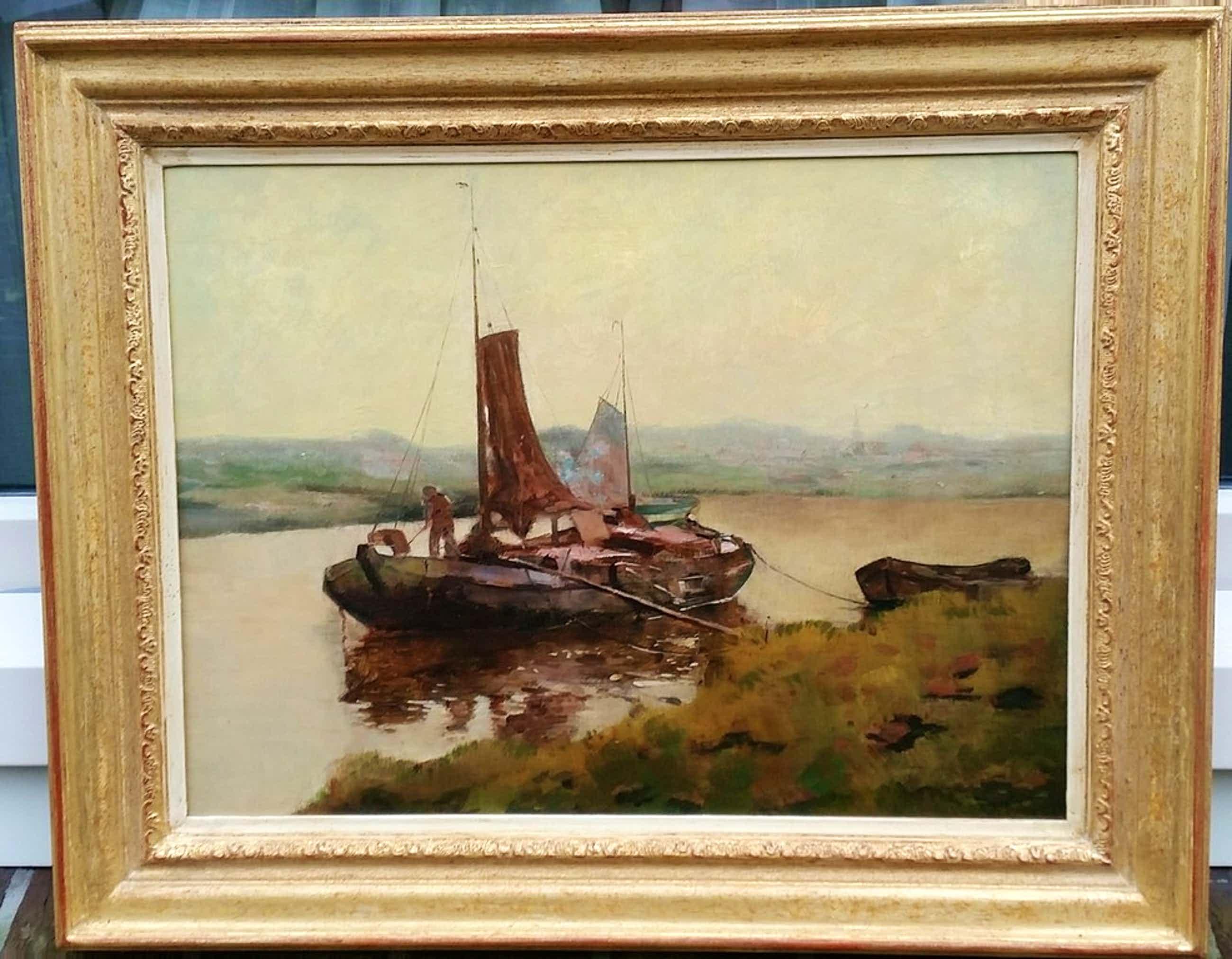 Willem Bastiaan Tholen , aangemeerde Werkboot kopen? Bied vanaf 2750!