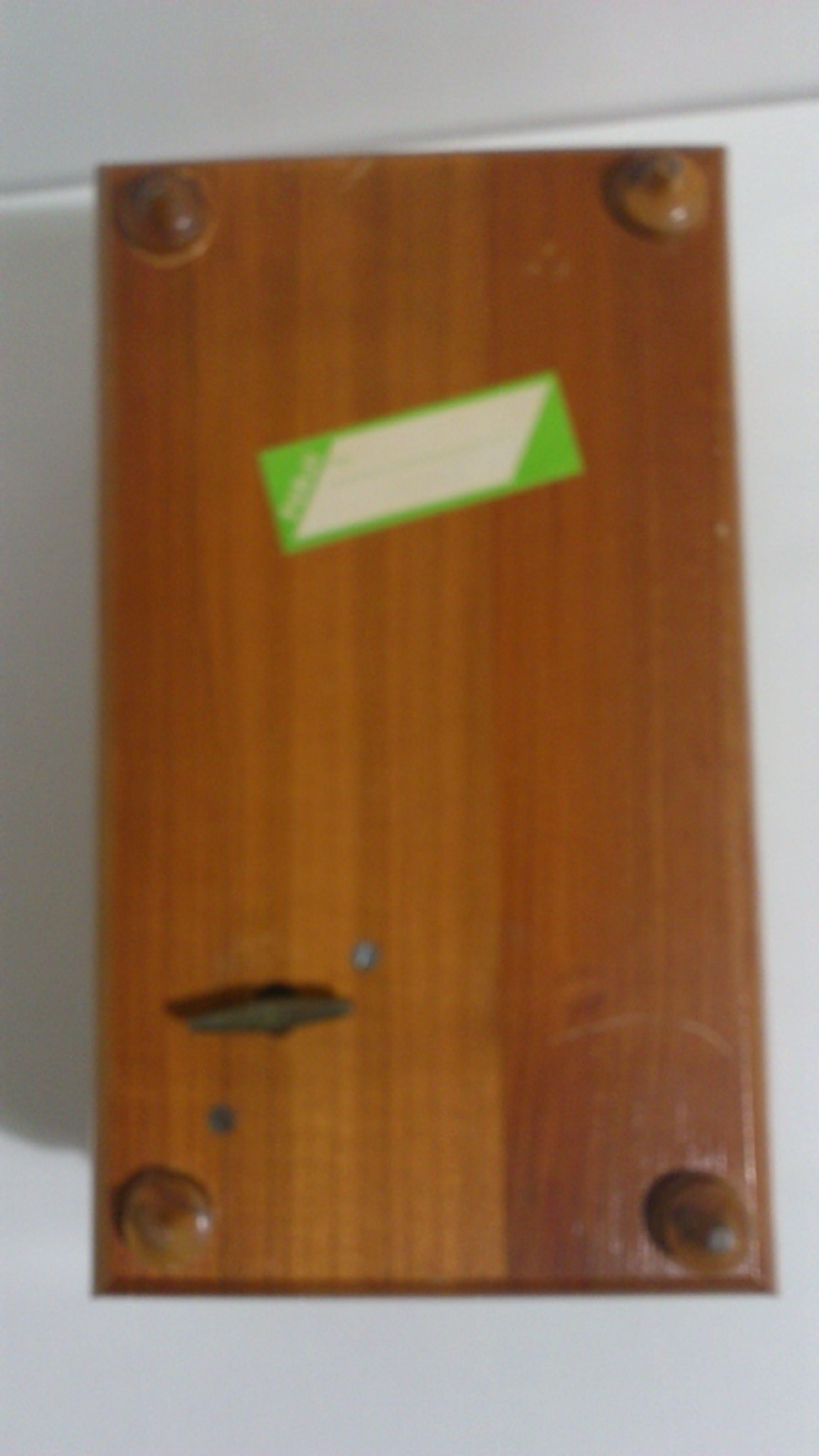 houten Sigaren opwind music box Valencia uit de jaren 70 kopen? Bied vanaf 30!
