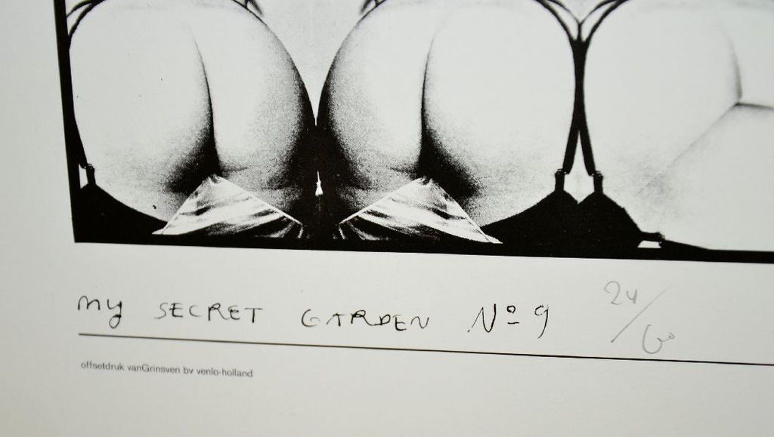 Shinkichi Tajiri: Offset Techniek My Secret Garden No. 9 kopen? Bied vanaf 1!