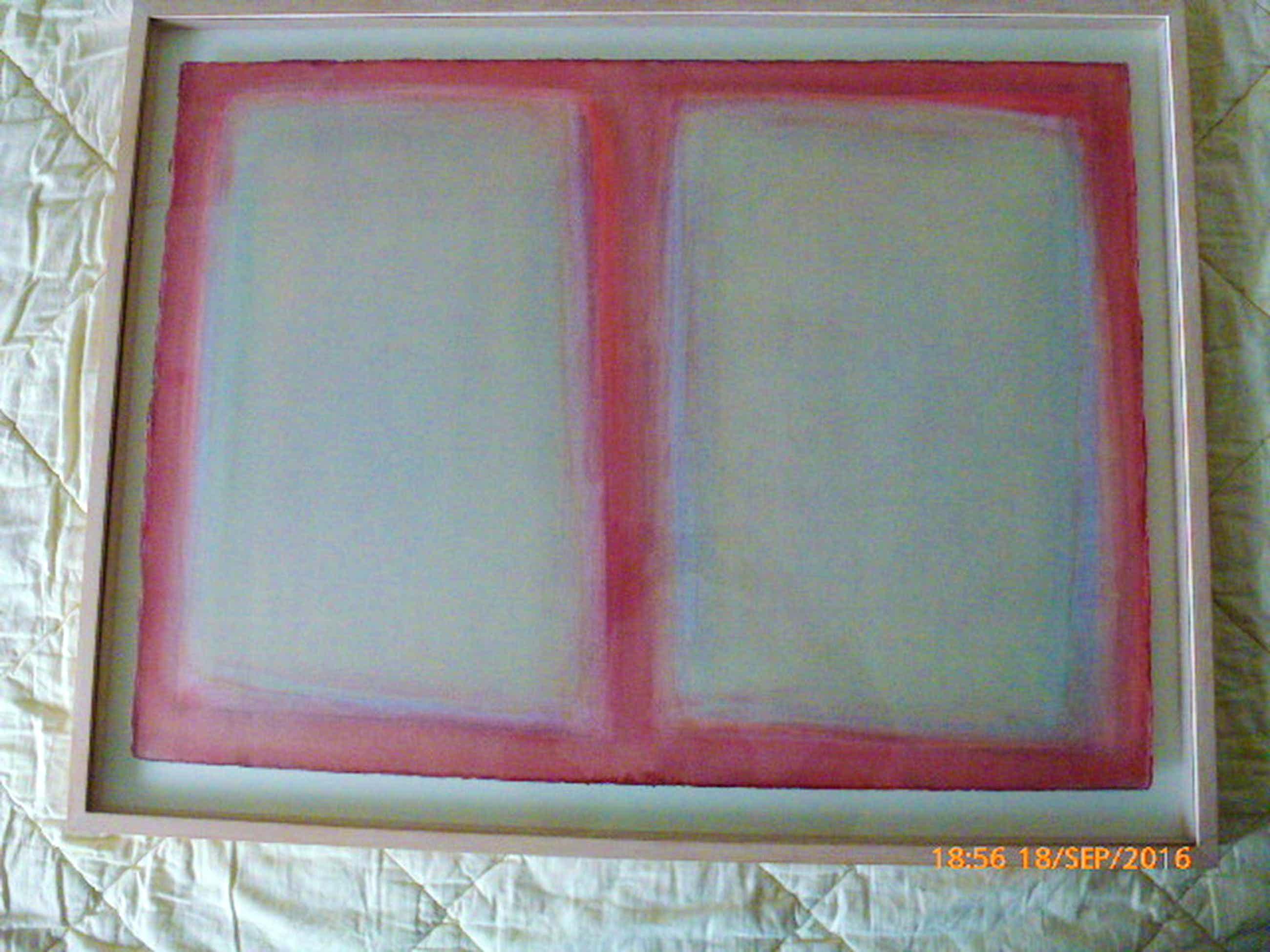 Eric de Nie, aquarel, 1984 kopen? Bied vanaf 300!