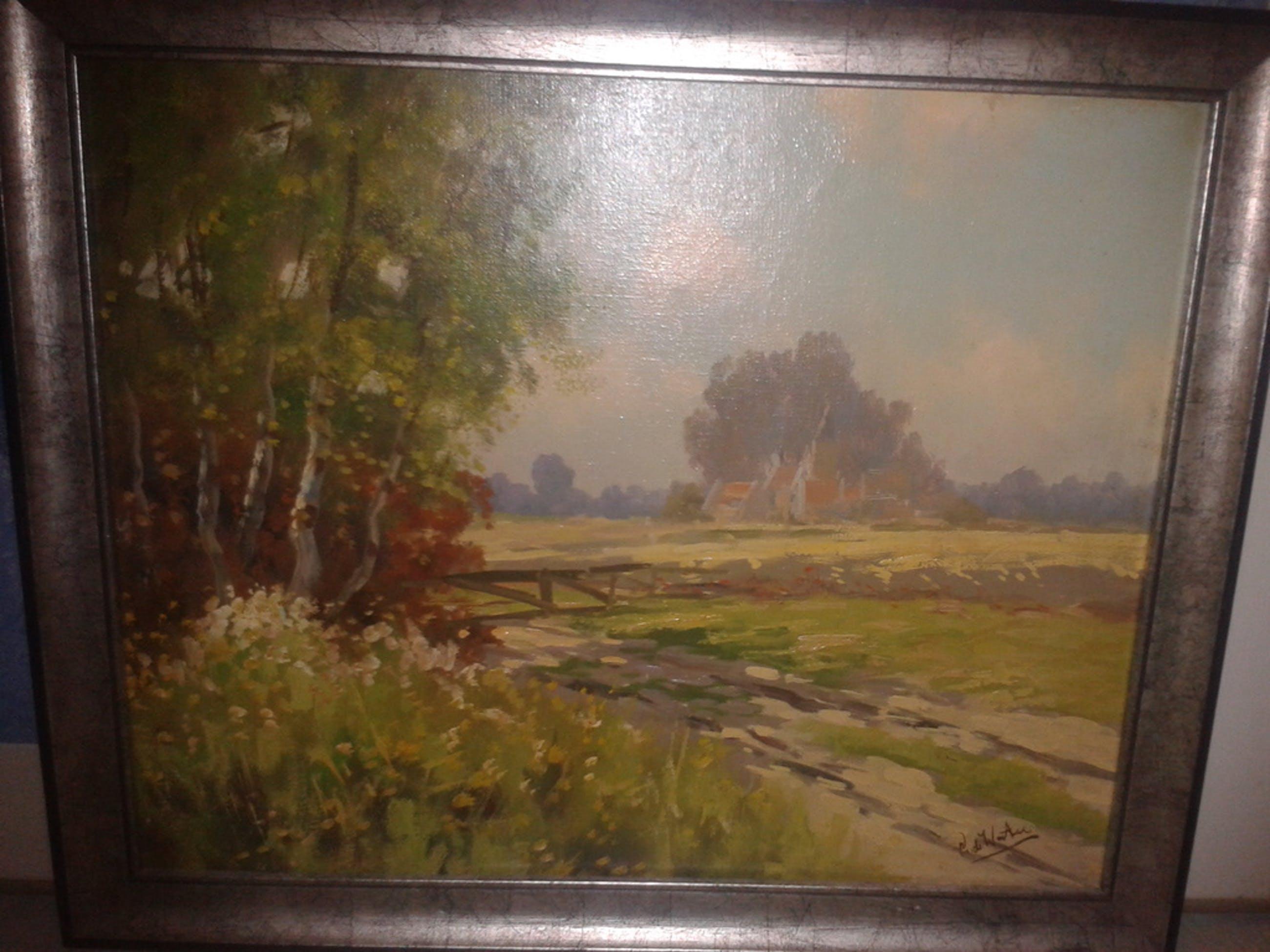 Schilderij Leo de Winter (1917-1983) kopen? Bied vanaf 35!