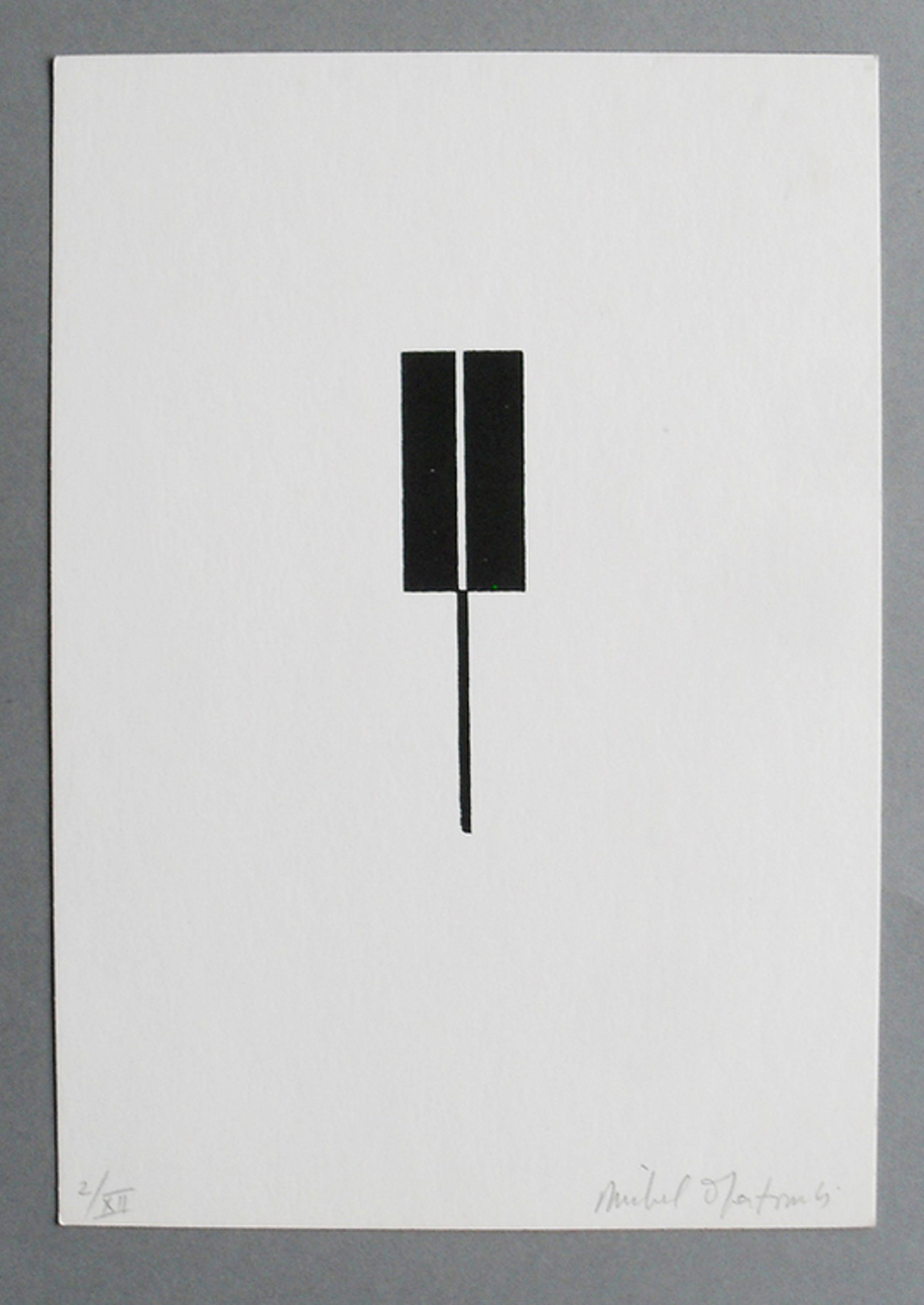 Michel Opatowski - Komposition - handgesigneerd en genummerd kopen? Bied vanaf 1!