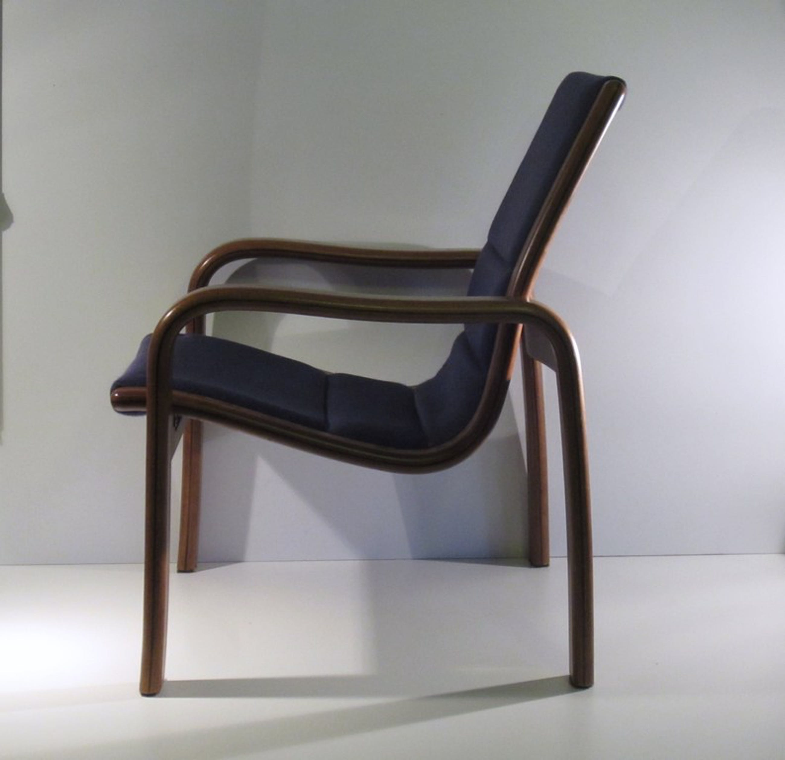 Yngve Ekström voor Swedese Zweden - Melano fauteuil  kopen? Bied vanaf 75!