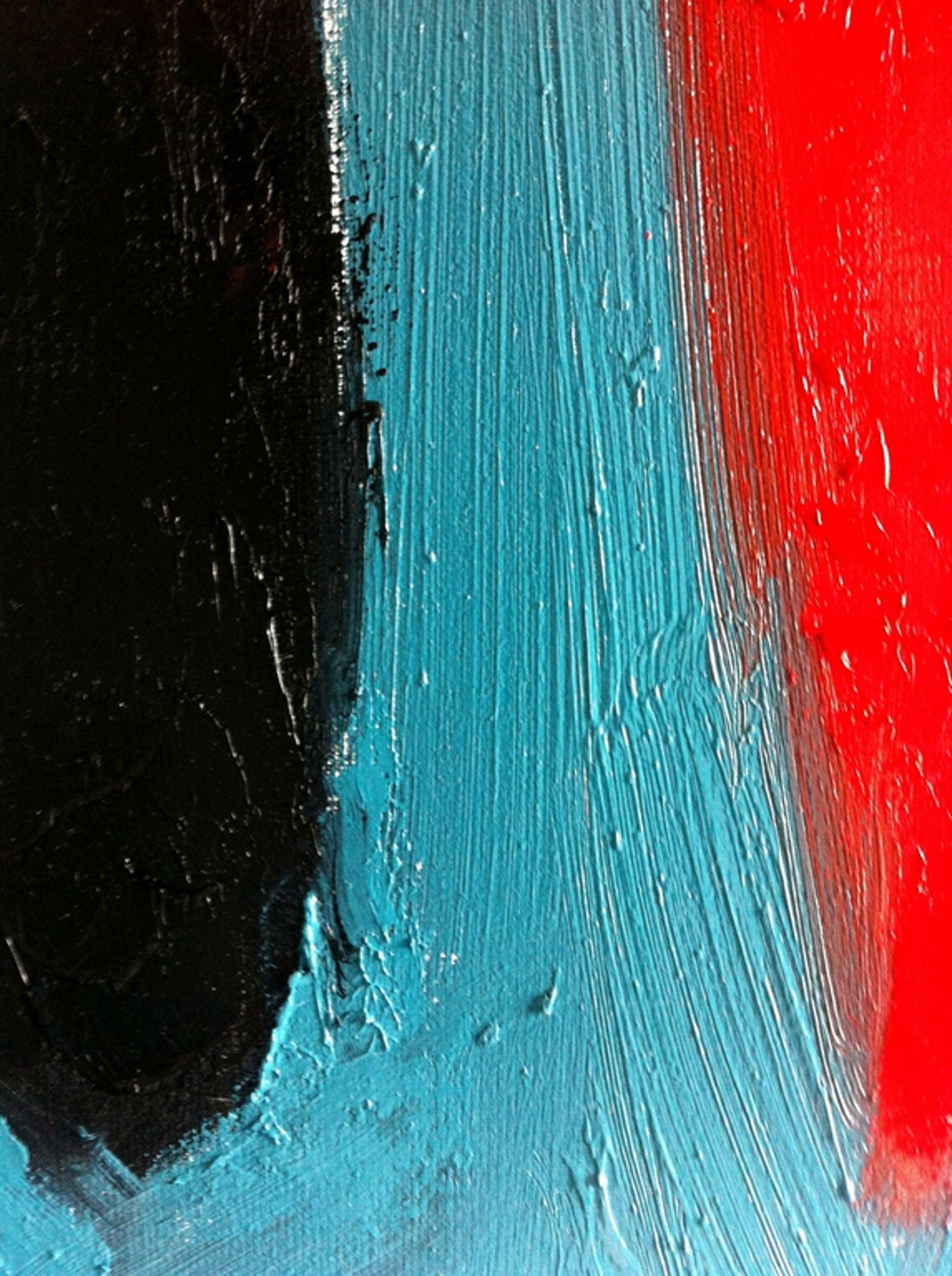 """""""Stripes no. 5"""" John Foppen-olieverf/ Canvas- Gesigneerd- Authentiek- Unica. kopen? Bied vanaf 150!"""