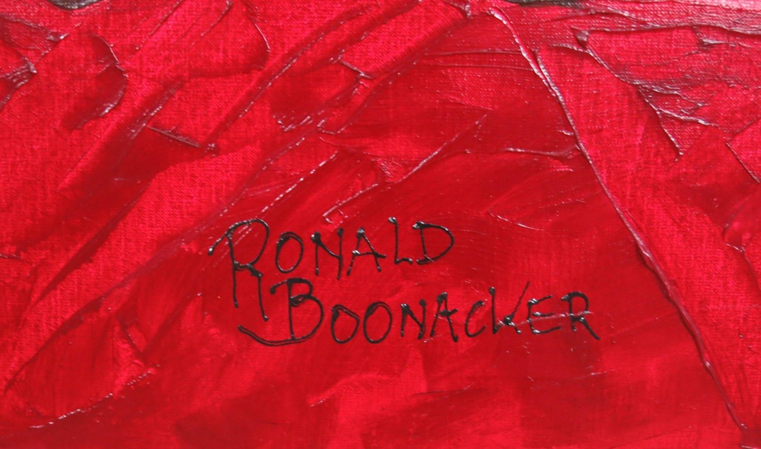 Ronald Boonacker: Acryl op doek, Italie - Ingelijst kopen? Bied vanaf 450!