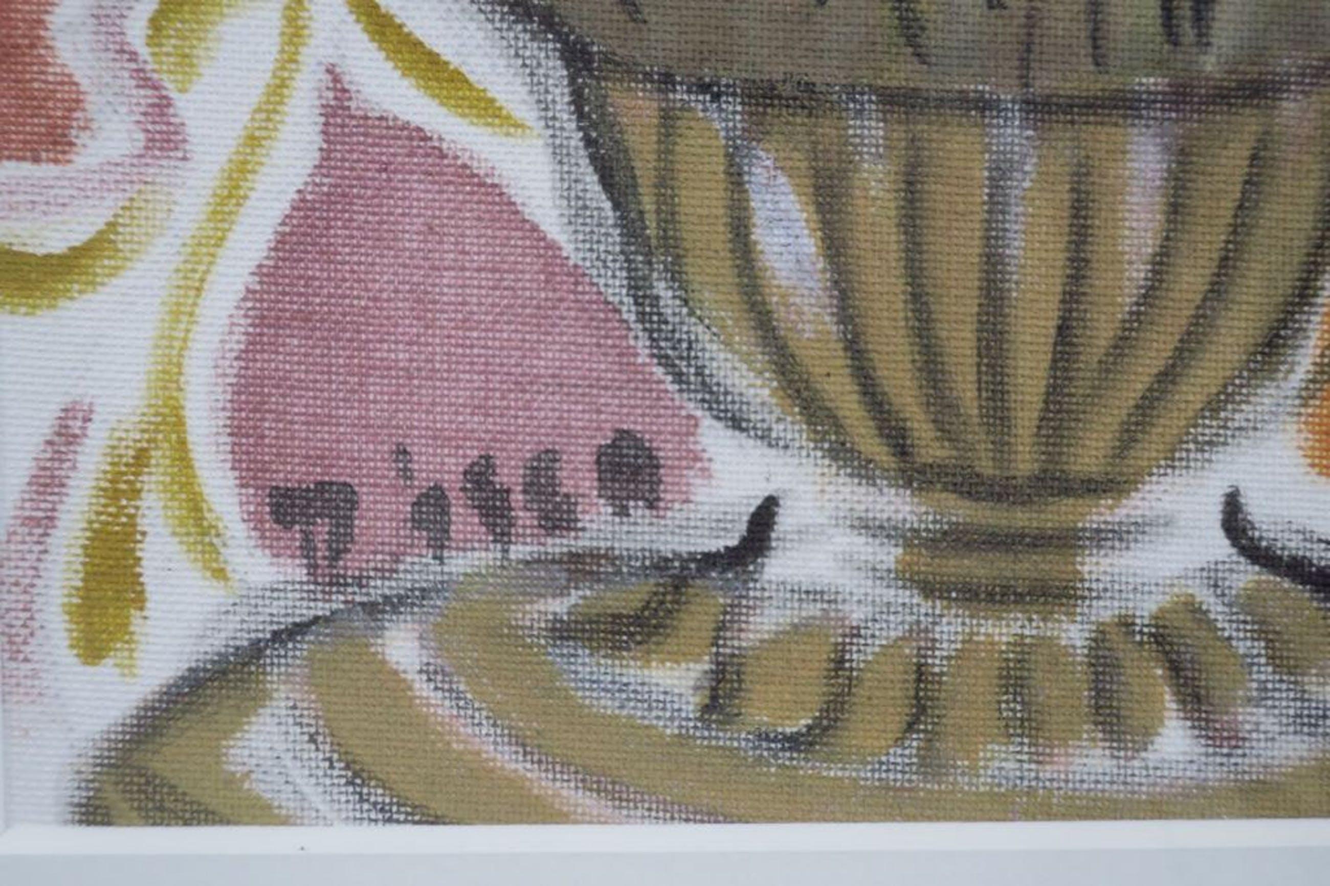 Betty Disco: Acryl op canvaspapier, Yesteryear, Images... - Ingelijst kopen? Bied vanaf 35!
