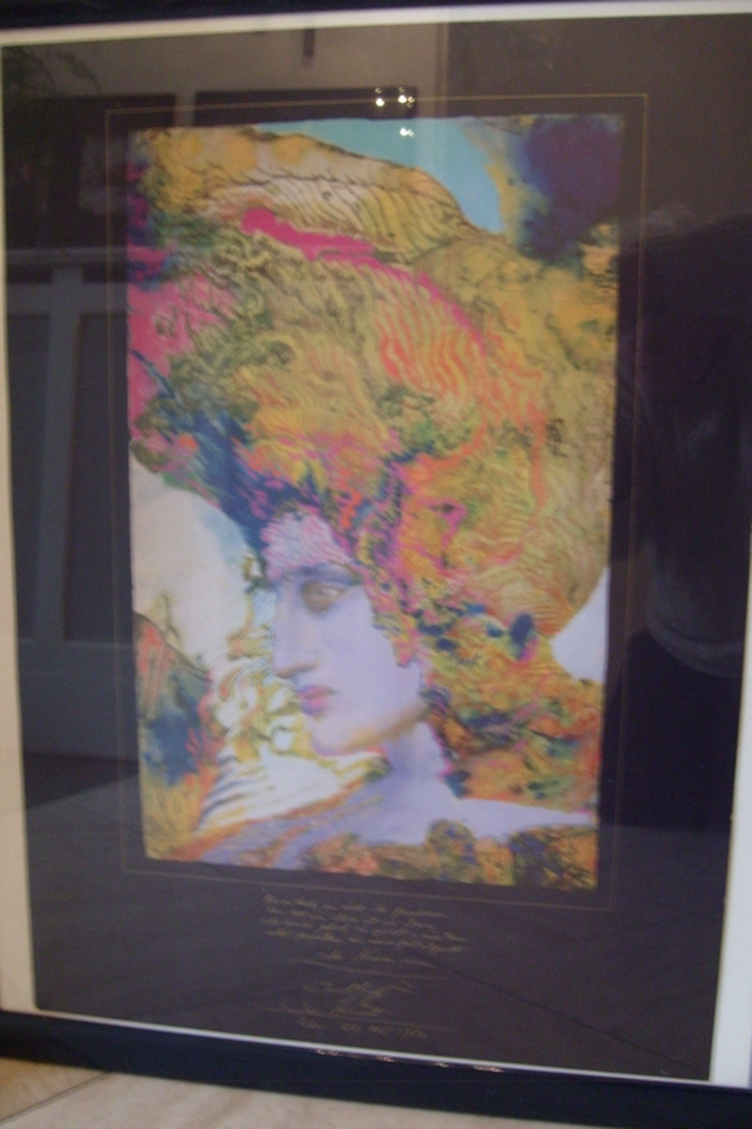 Ernst Fuchs, kleur-litho uit 1984 - 22 okt. kopen? Bied vanaf 10!