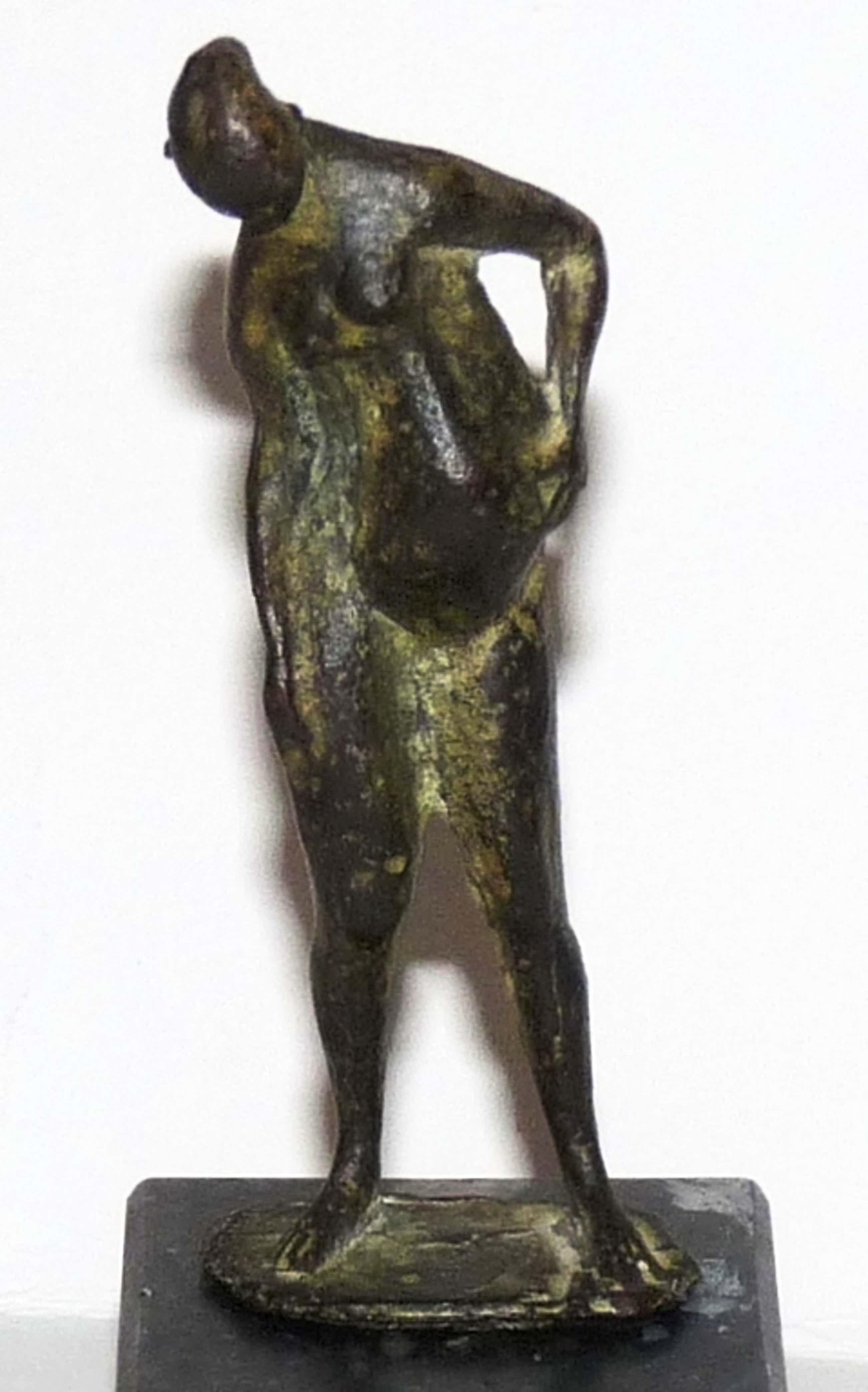 Piet van Heerden, Bronzen beeld, Zwanger kopen? Bied vanaf 190!