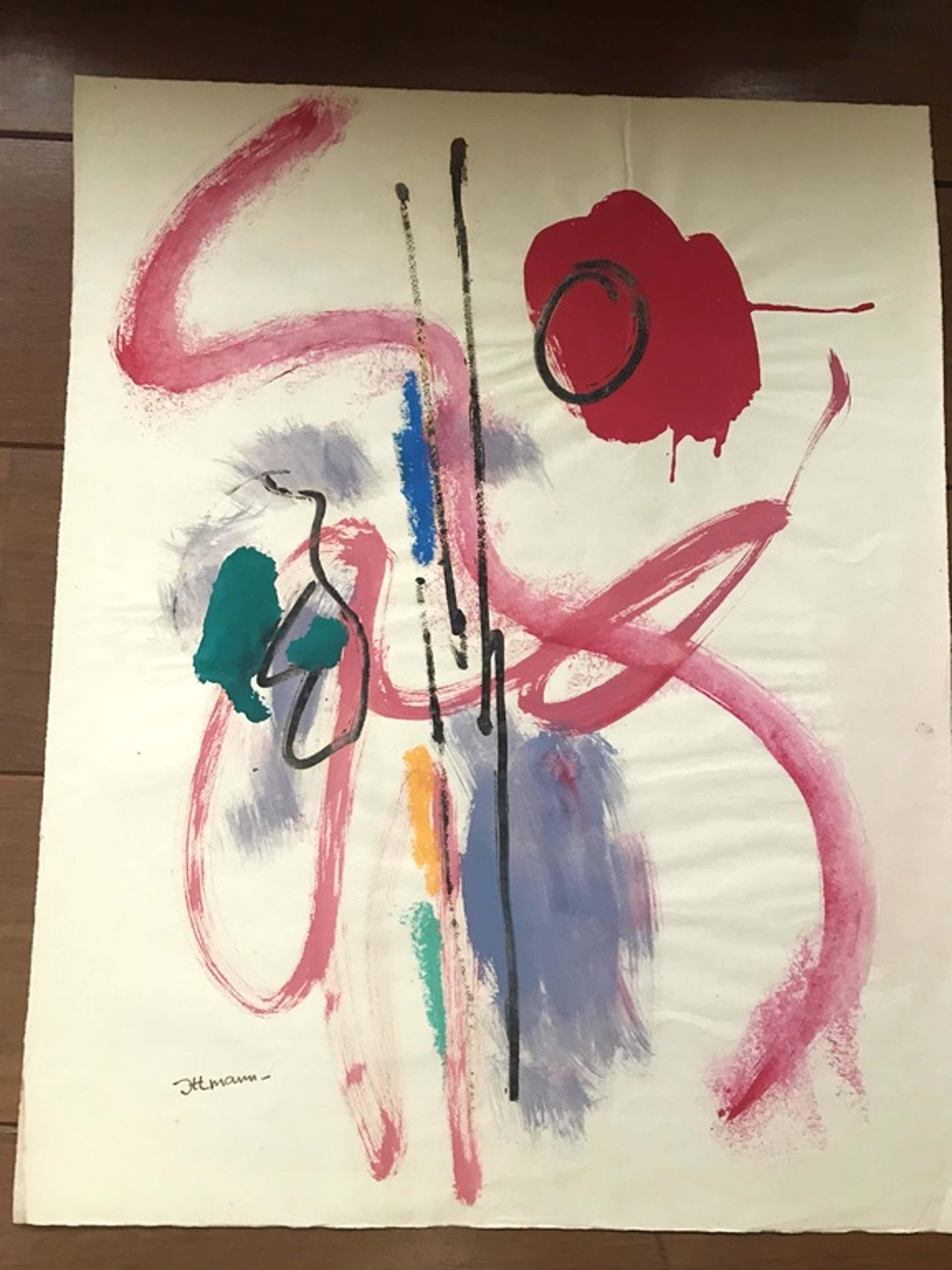 Hans ittmann apuarel moderne compositie kopen? Bied vanaf 65!