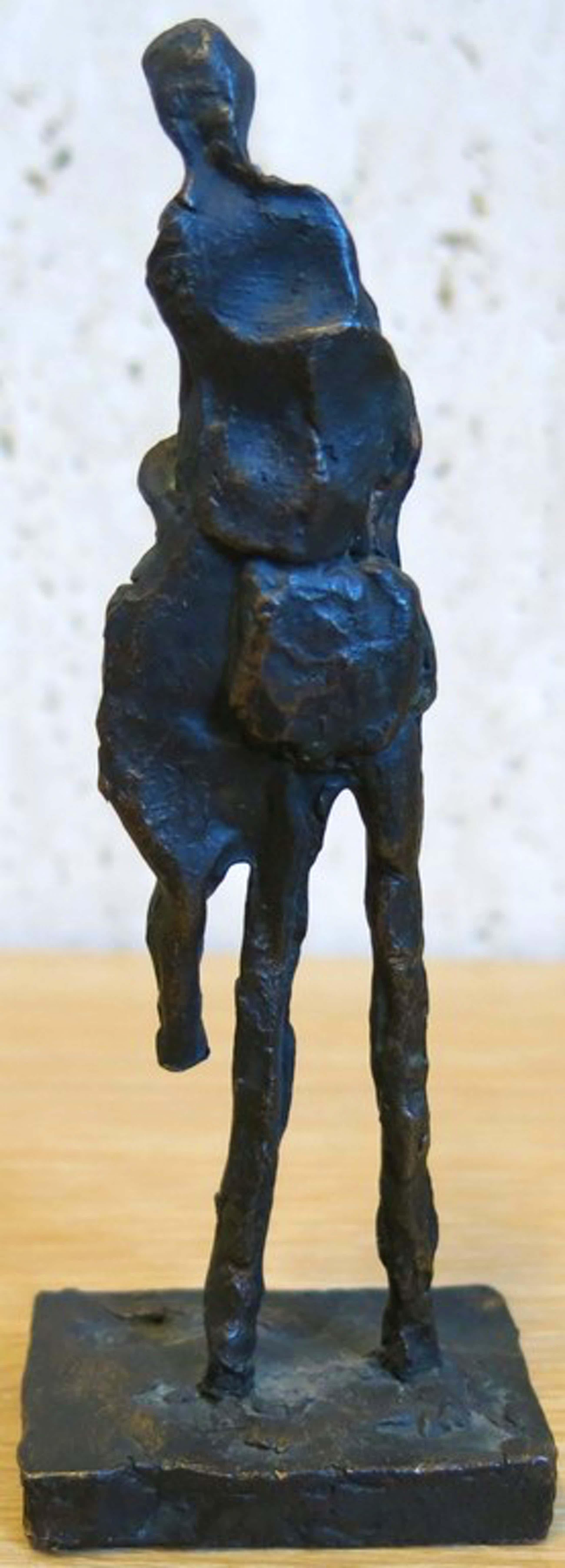 Truus Menger: Bronzen beeld, Moeder met Kind en Boek kopen? Bied vanaf 100!