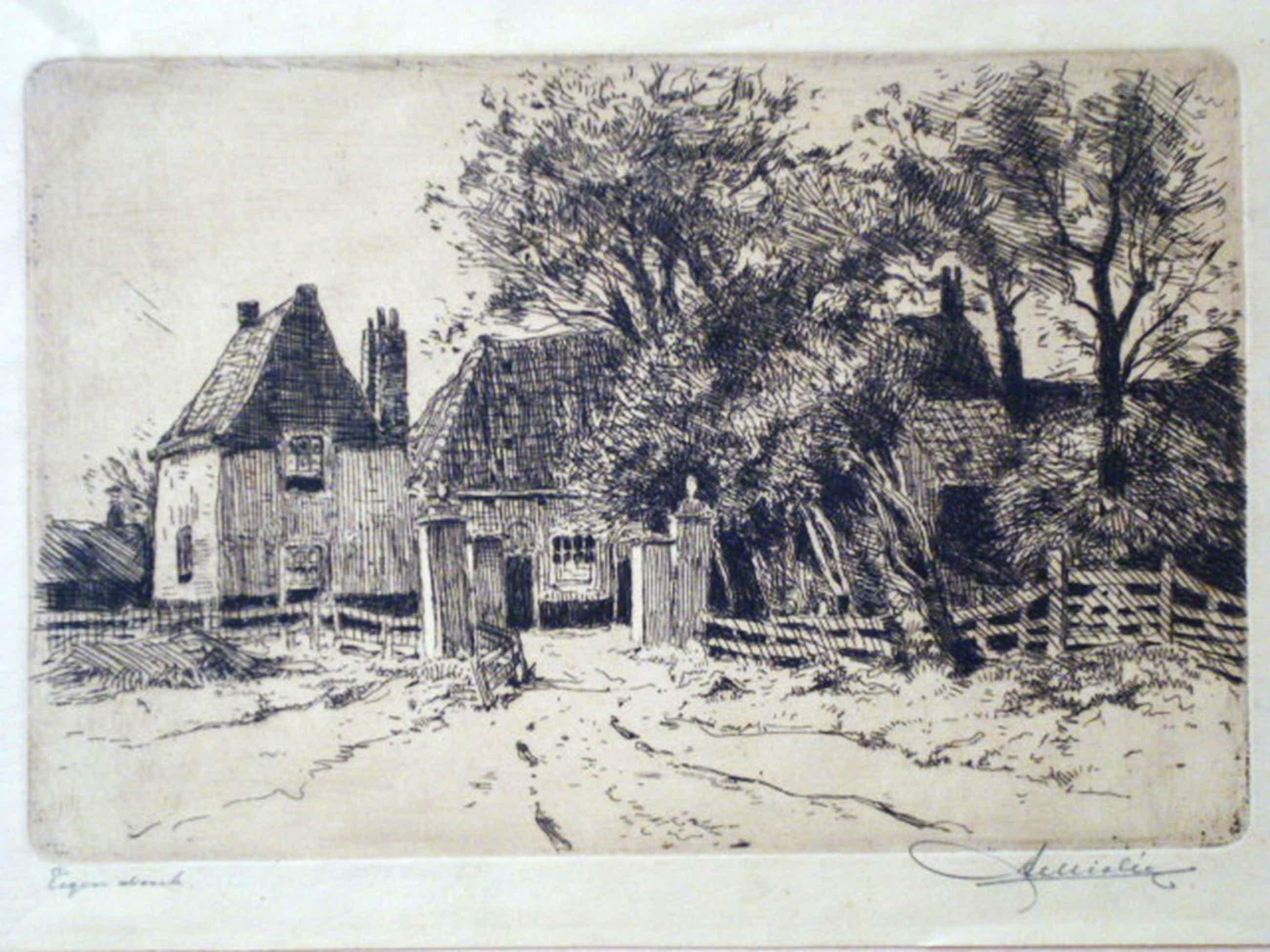 A.Miolée - ets - Hofstede Rustenburgh (het voormalige Dekkersduin) kopen? Bied vanaf 40!
