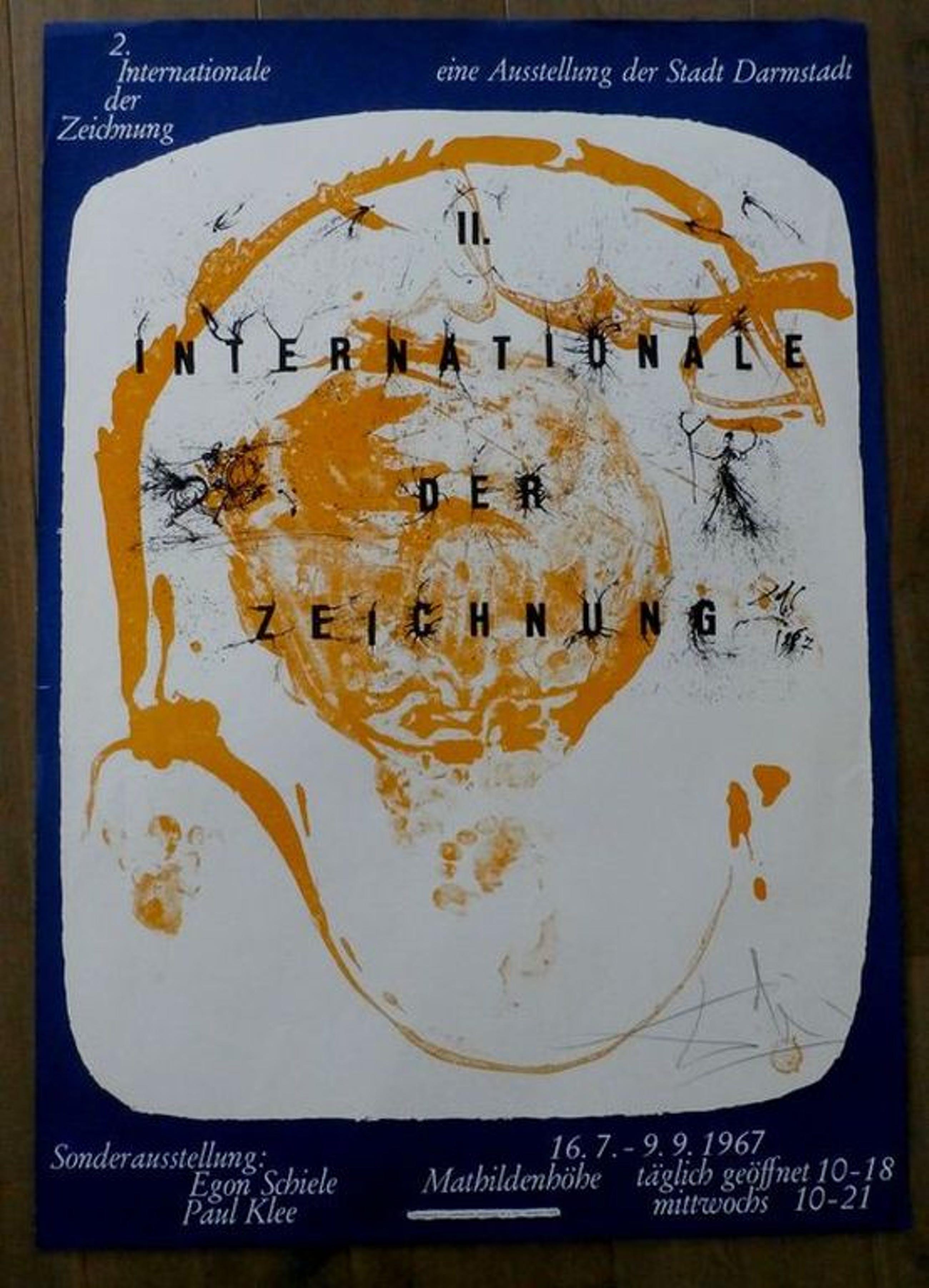 Salvador Dali: Tentoonstellingsaffiche - handgesigneerd - 1967 kopen? Bied vanaf 75!