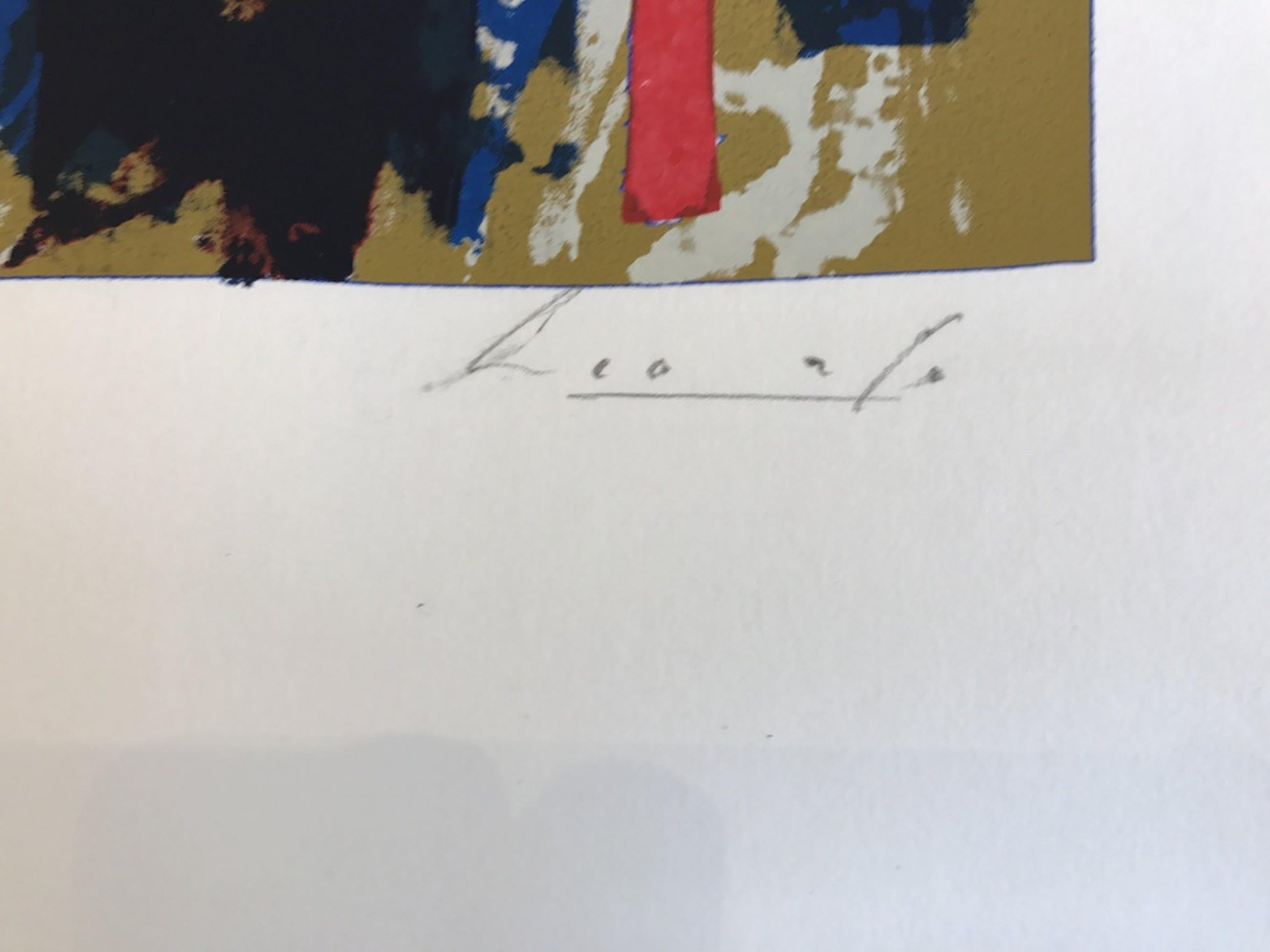 John Lie A Fo   1 originele zeefdruk / Litho gesigneerd  kopen? Bied vanaf 1!