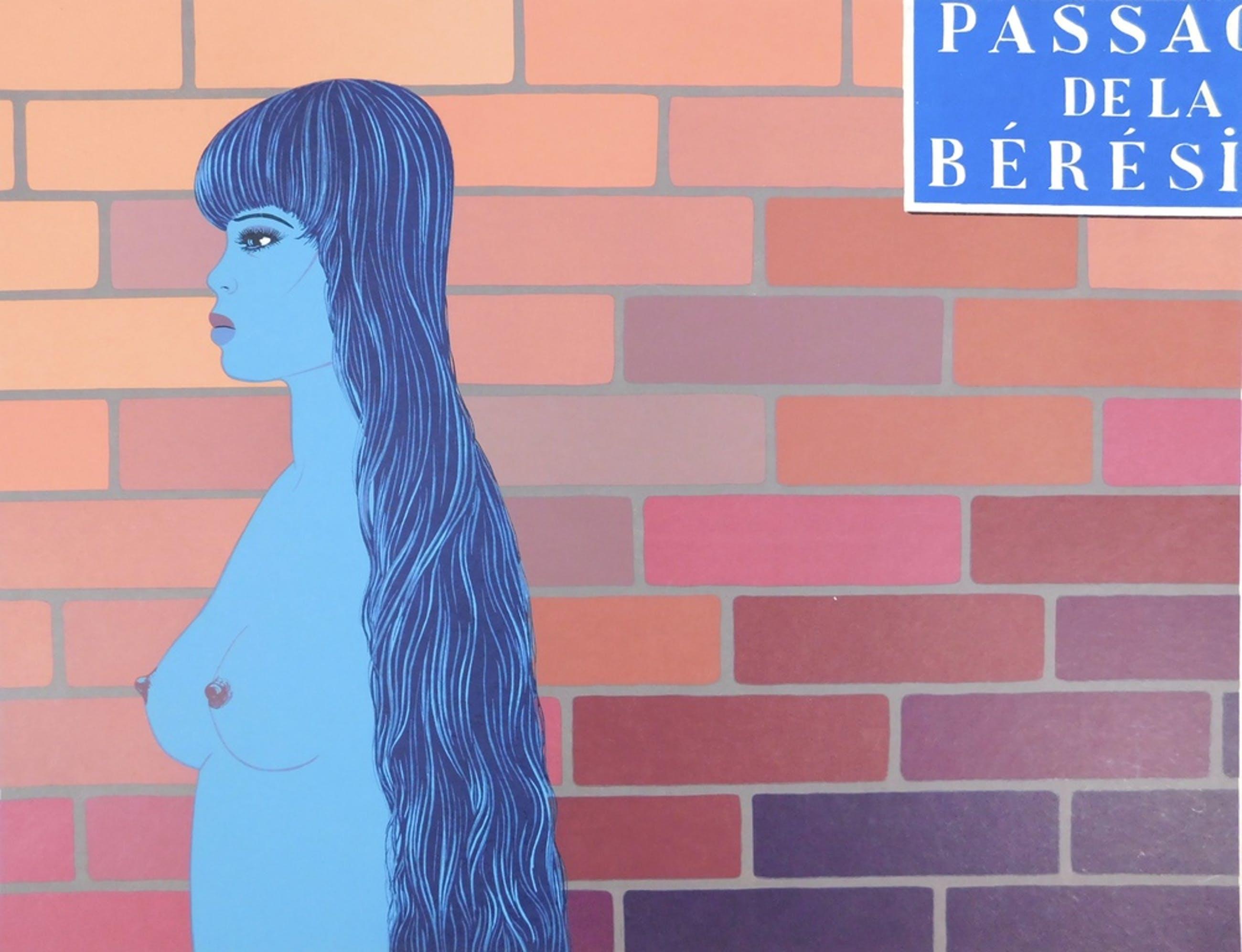 Felix Labisse - Kleurenlitho - Passao de Bérési kopen? Bied vanaf 60!