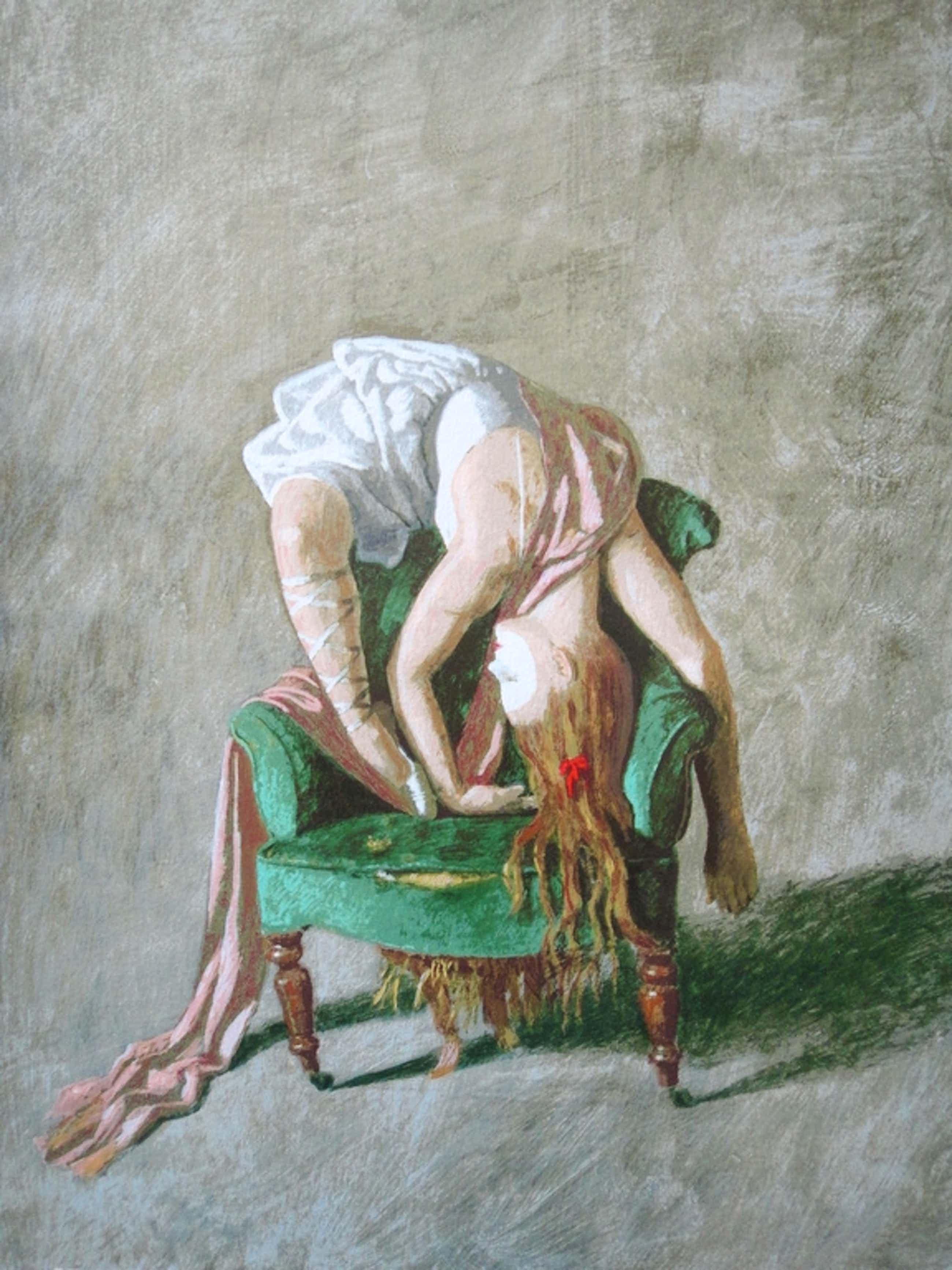 Kenne Gregoire, balletdanseres kopen? Bied vanaf 50!