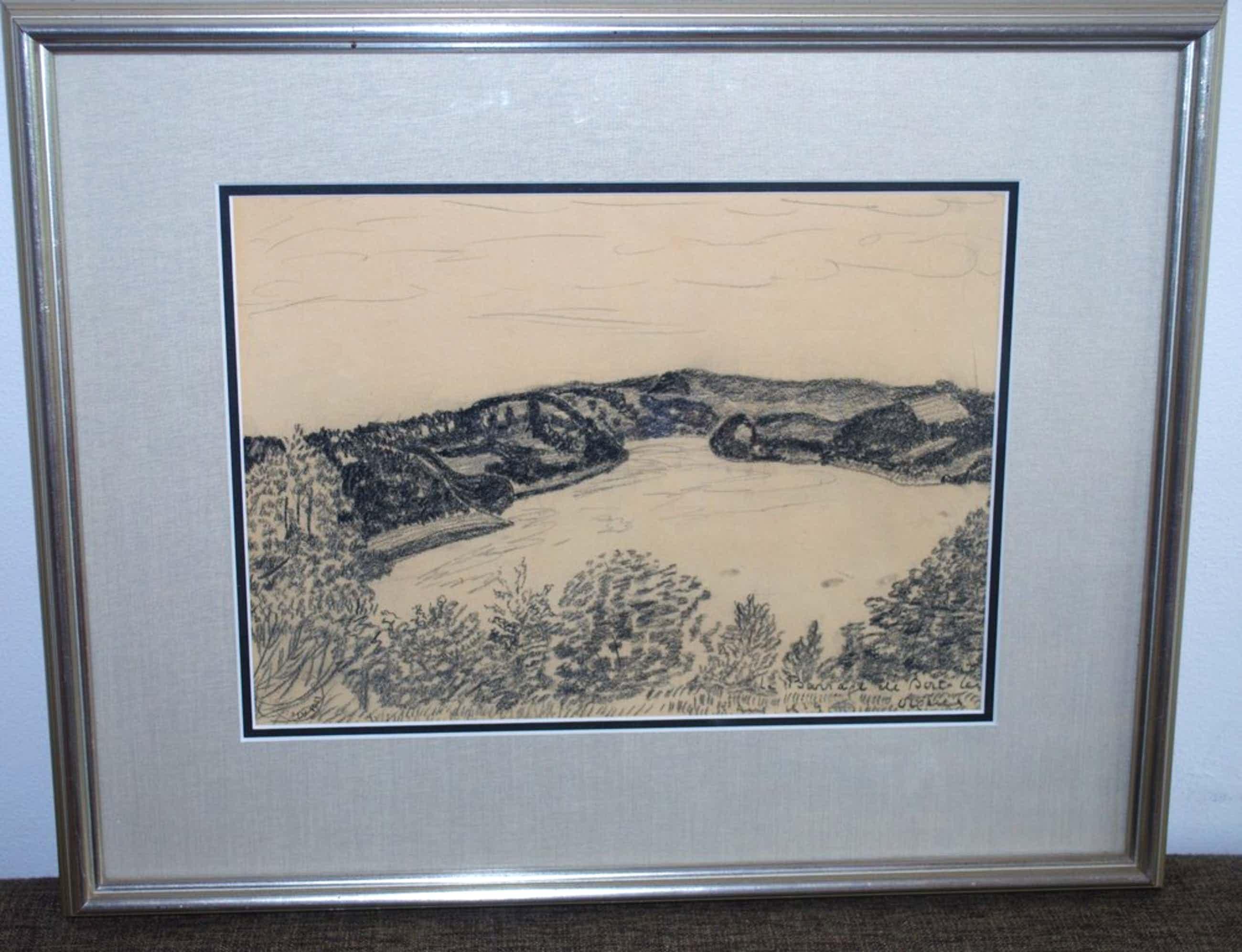 Leo Gestel-tekening met atelierstempel, 1941 kopen? Bied vanaf 75!