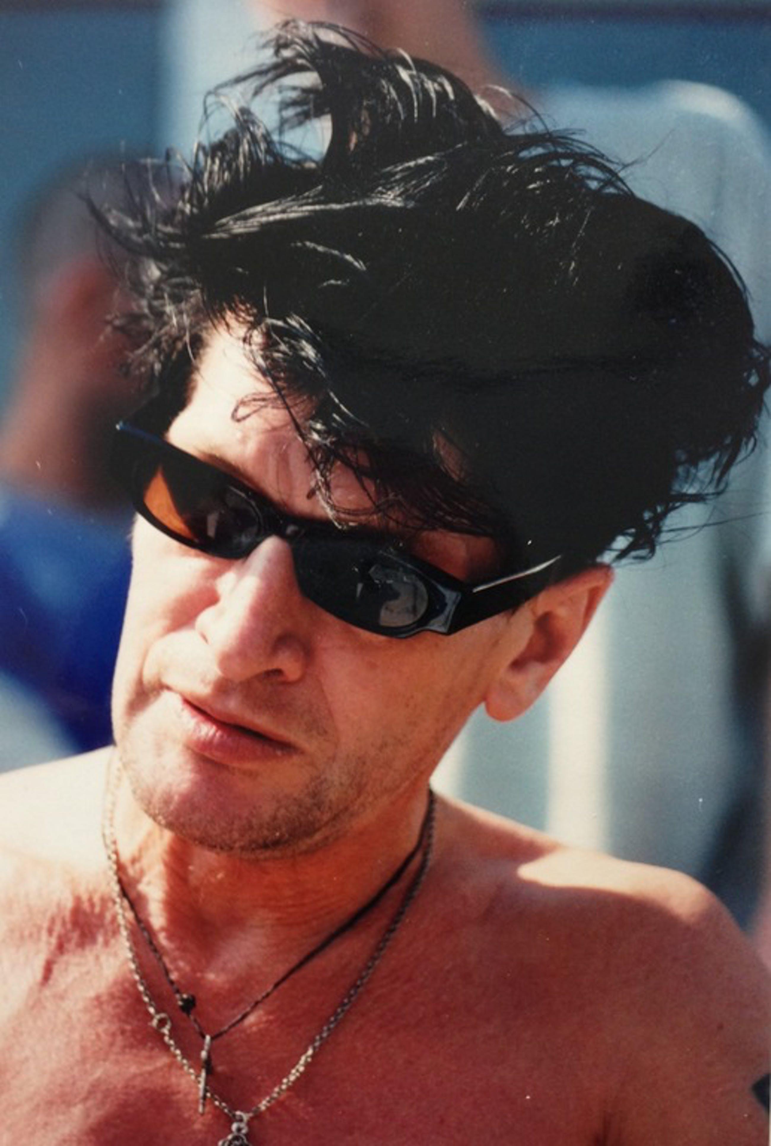 HERMAN BROOD, grote gelimiteerde en handgesigneerde zeefdruk 'Golfer' kopen? Bied vanaf 1!