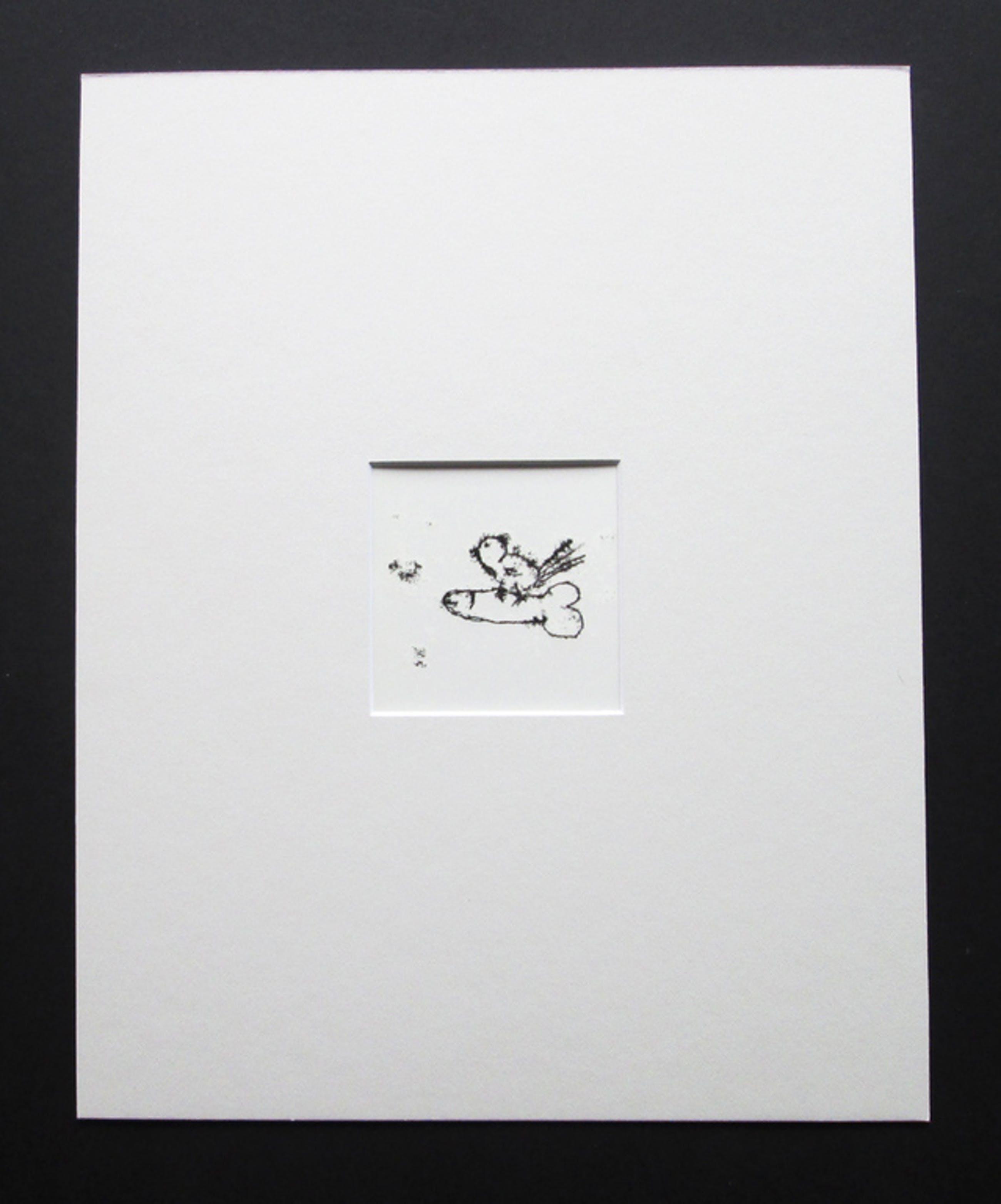 Biennale 2007 - Singing Bird - Tracey Emin, in passe-partout kopen? Bied vanaf 25!