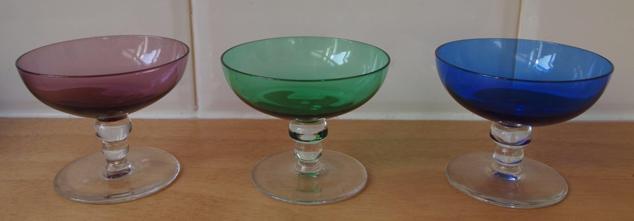 Kristalunie - lot Carnaval glas ontwerp Max Verboeket kopen? Bied vanaf 30!