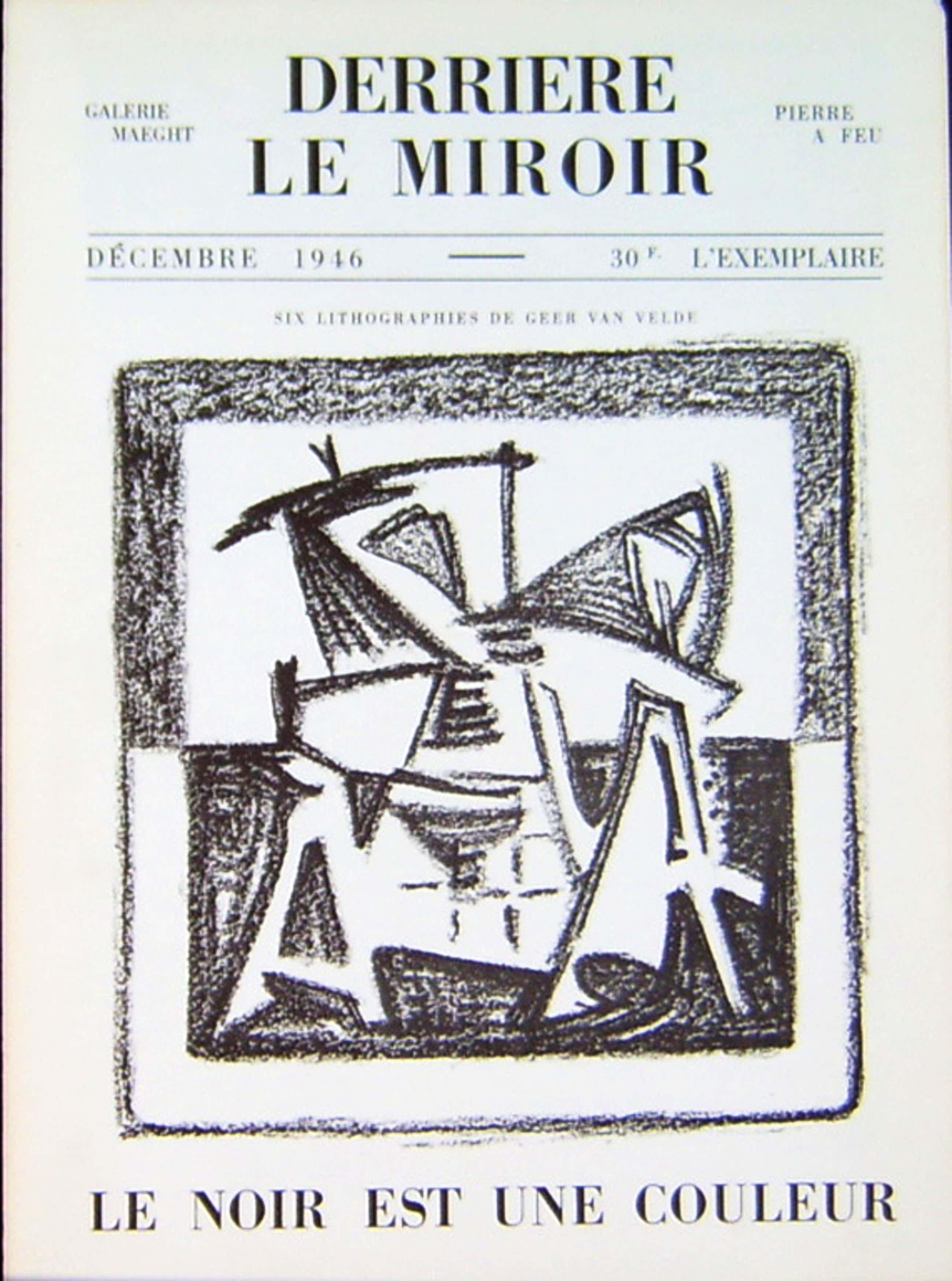 Geer van Velde: Derriere le miroir nr 1 kopen? Bied vanaf 35!
