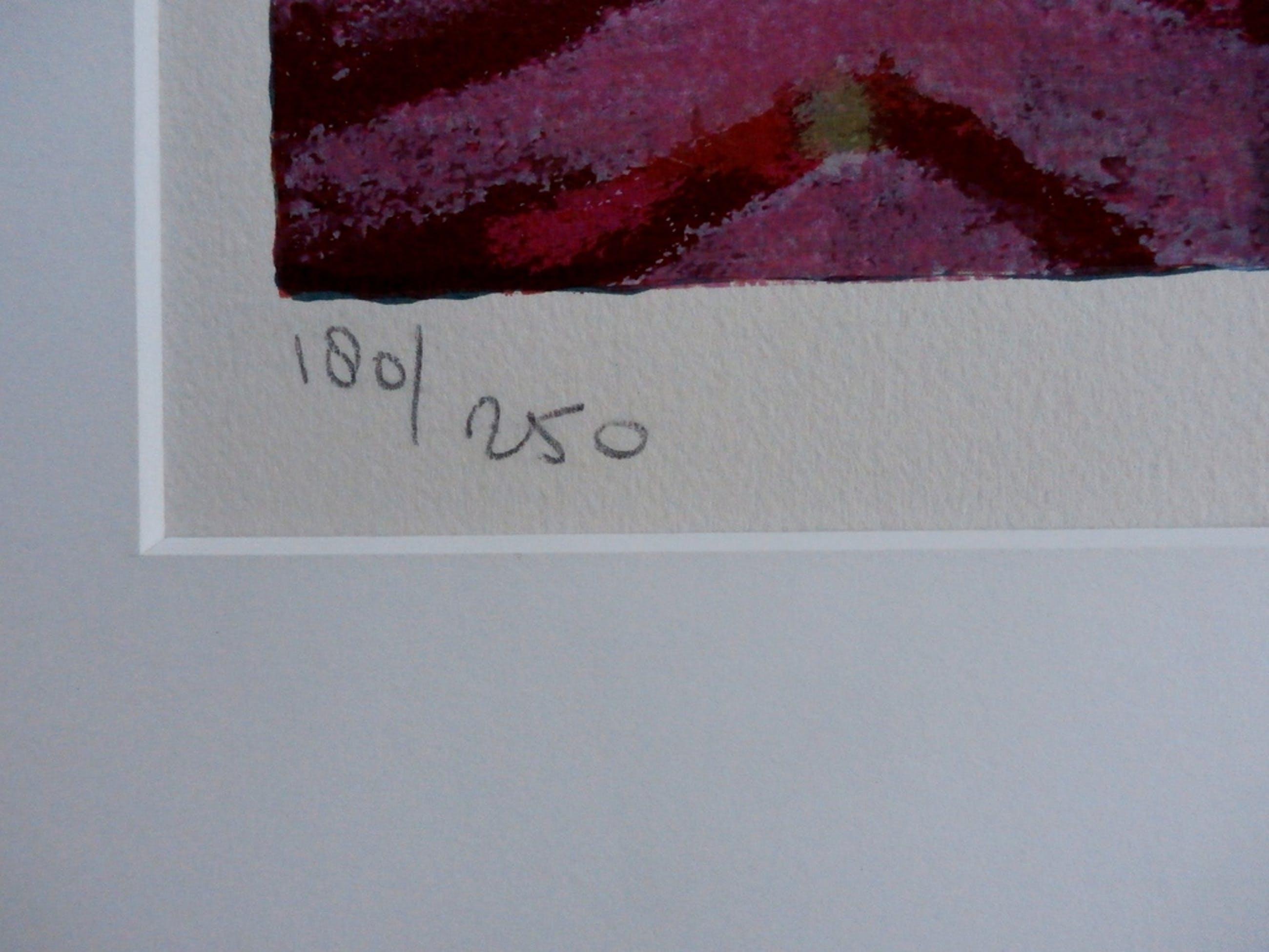 Astrid Engels - zeefdruk - 1993 kopen? Bied vanaf 100!