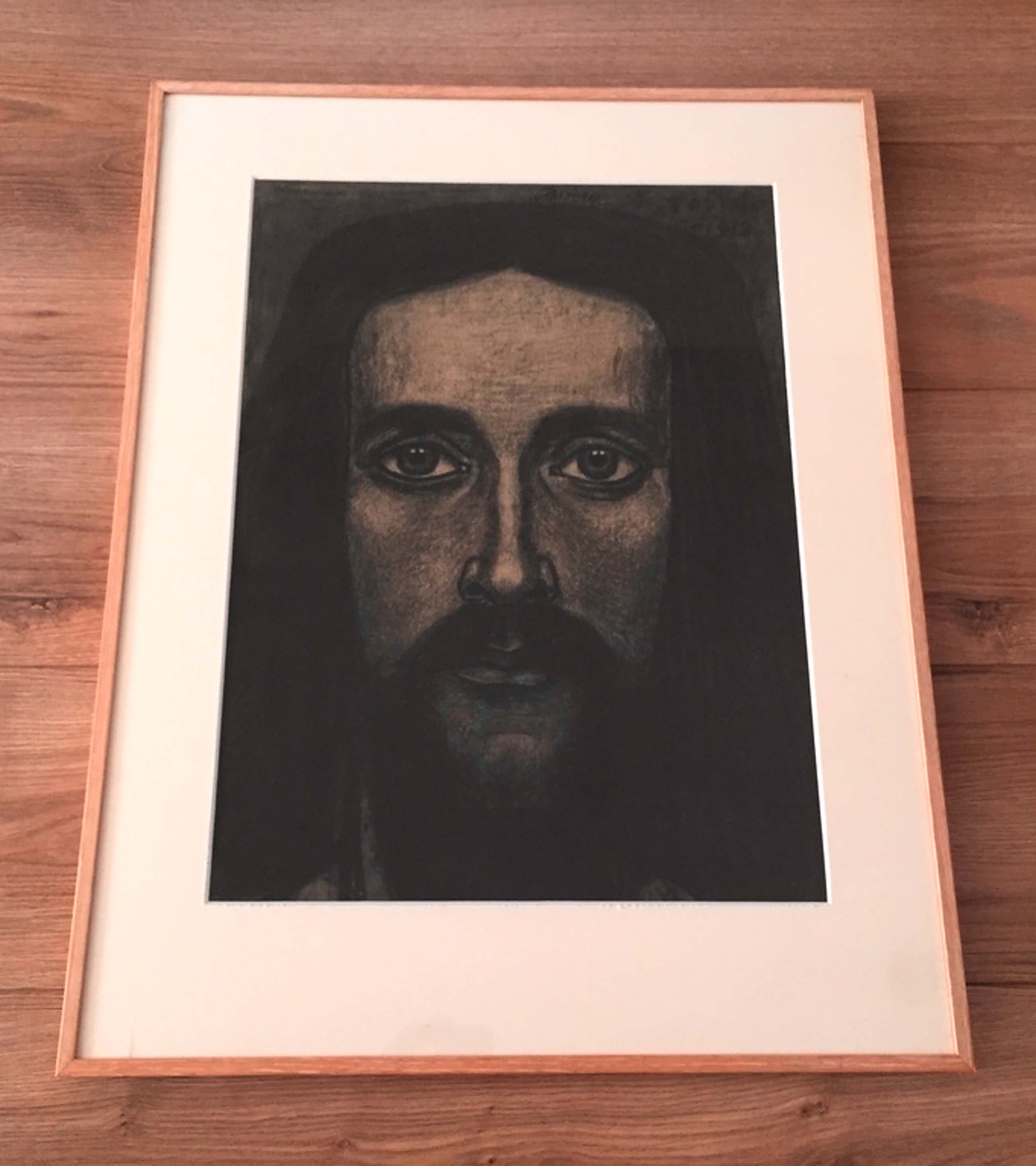 Gesigneerde Jan Toorop - Christus (1912). Zeldzaam & in uitmuntende staat! kopen? Bied vanaf 160!